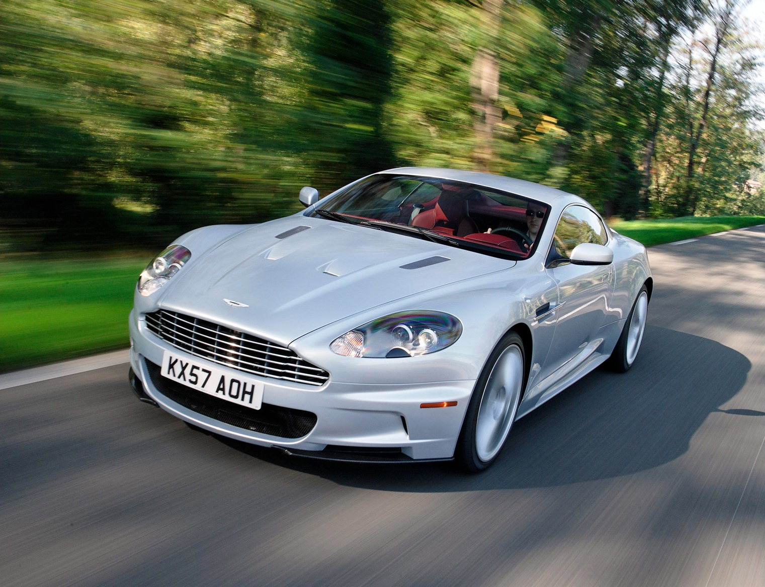 aston martin dbs coupe 2008 2012 running costs parkers. Black Bedroom Furniture Sets. Home Design Ideas