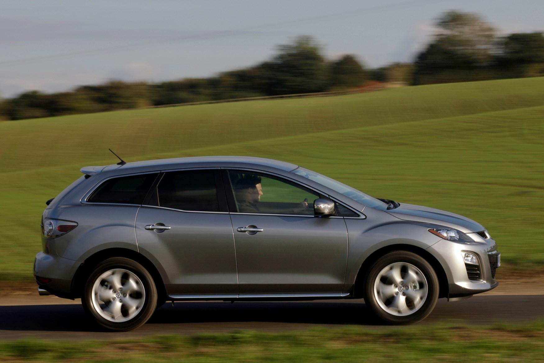 Mazda CX-7. Reviews