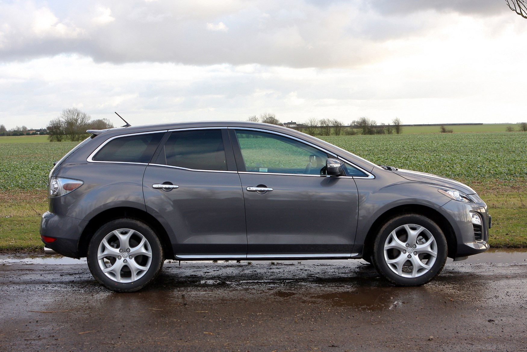 mazda cx 7 estate 2007 2011 photos parkers