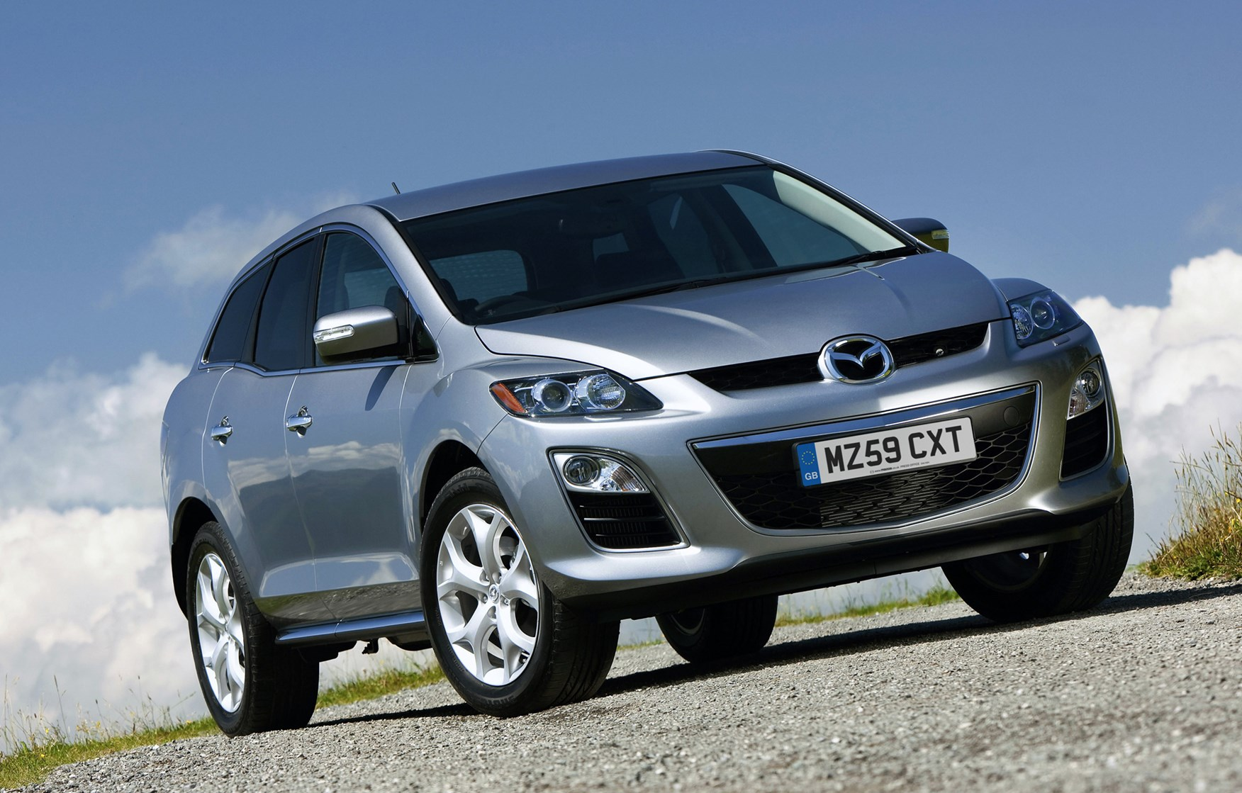 Mazda CX 7 Estate Review (2007   2011) | Parkers