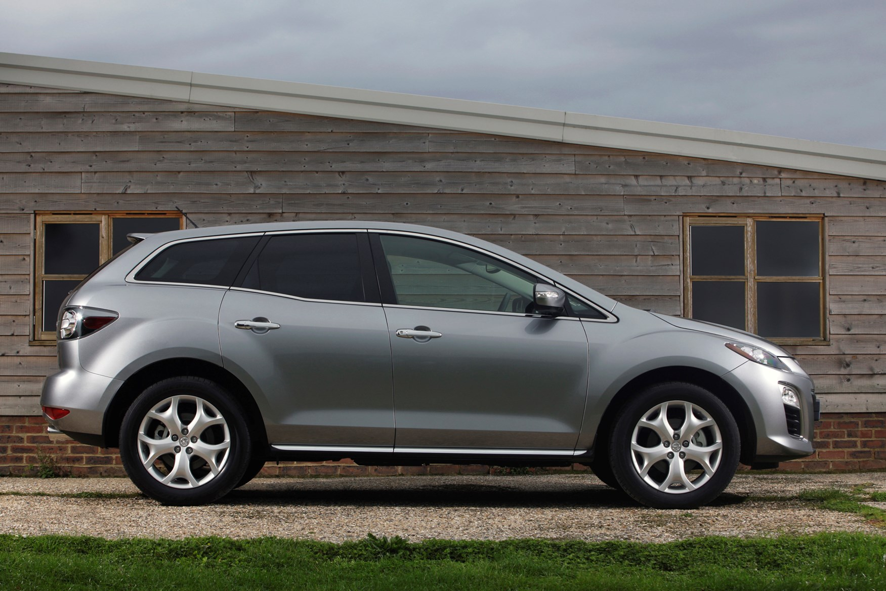 Mazda Cx 7 Estate Review 2007 2011 Parkers