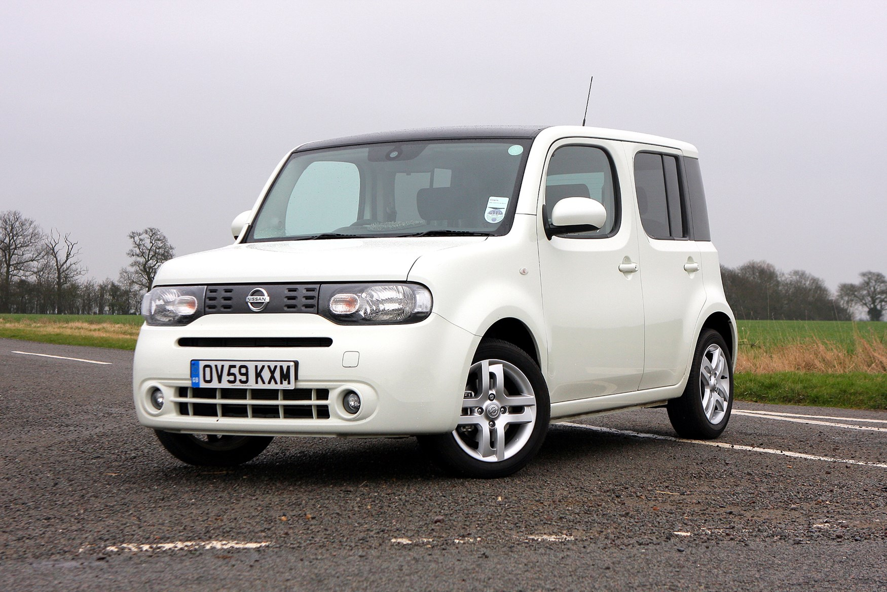 Nissan Cube Used Car Review
