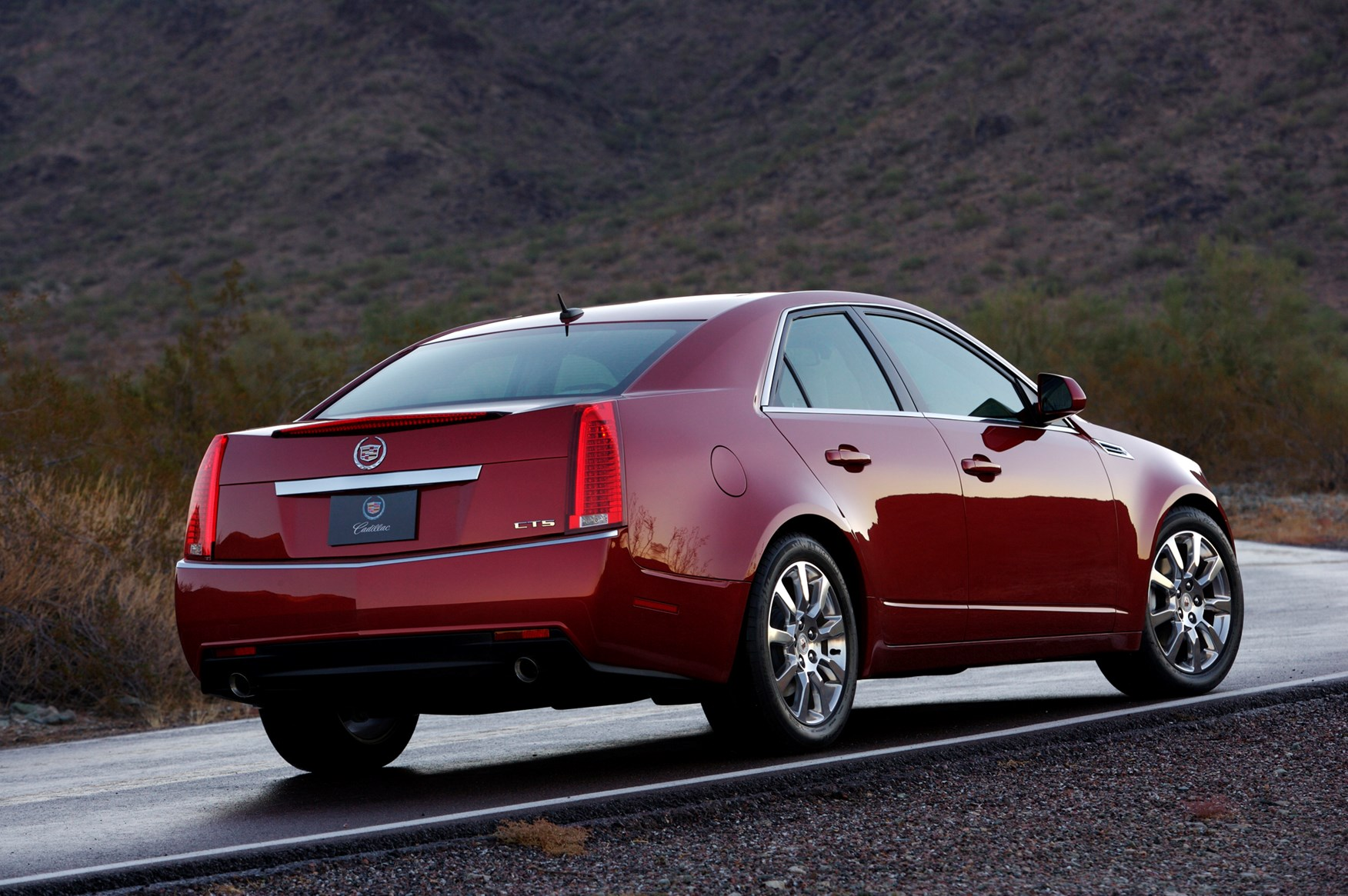cadillac cts saloon review 2008 2010 parkers. Black Bedroom Furniture Sets. Home Design Ideas