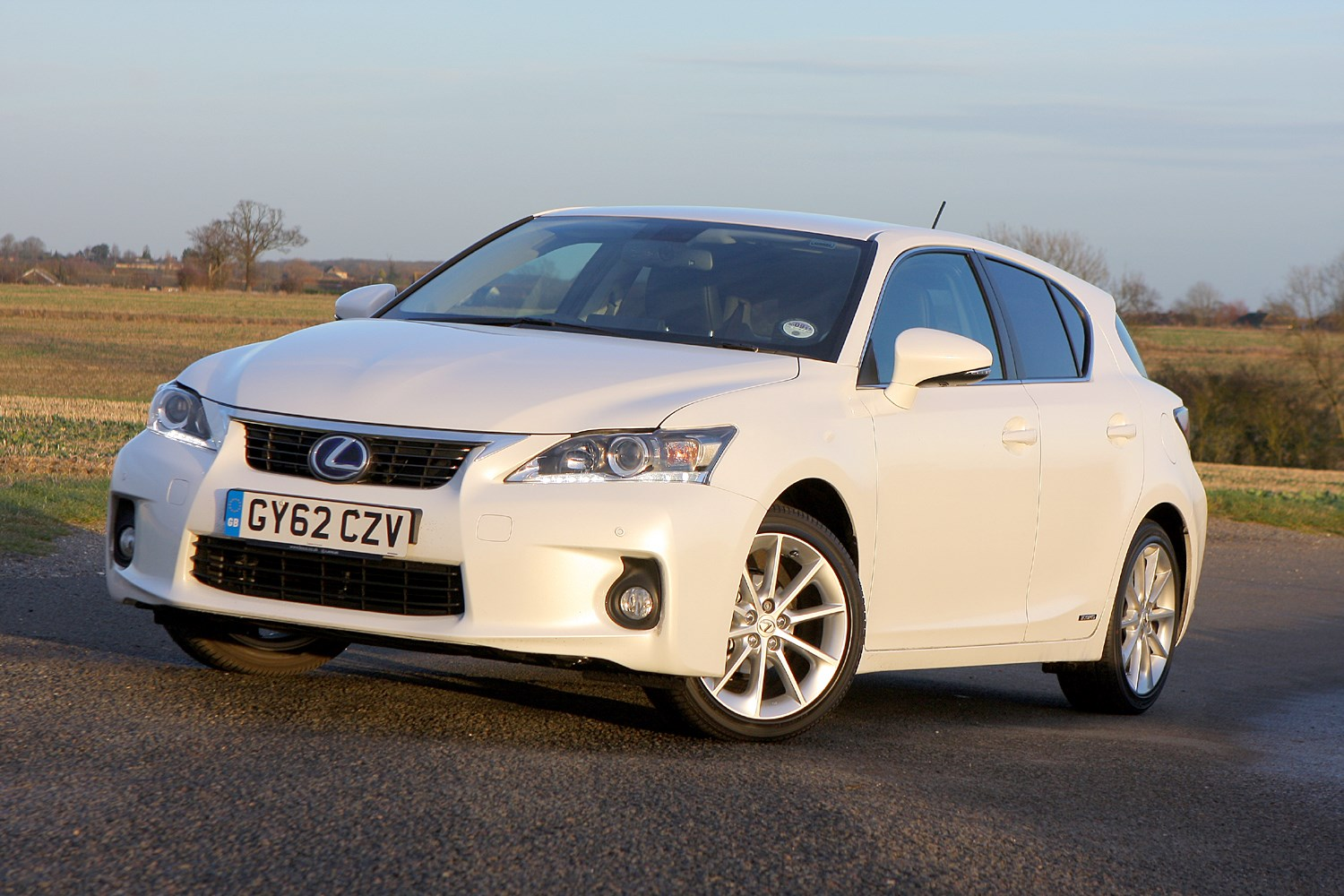 Used Lexus For Sale In Ct >> Lexus CT Hatchback (2011 - ) Photos | Parkers