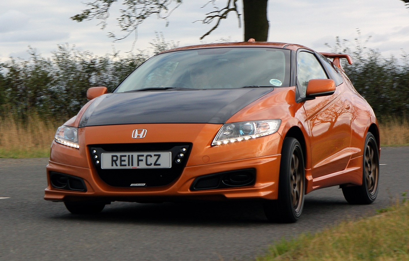 honda cr z hatchback review 2010 2013 parkers. Black Bedroom Furniture Sets. Home Design Ideas