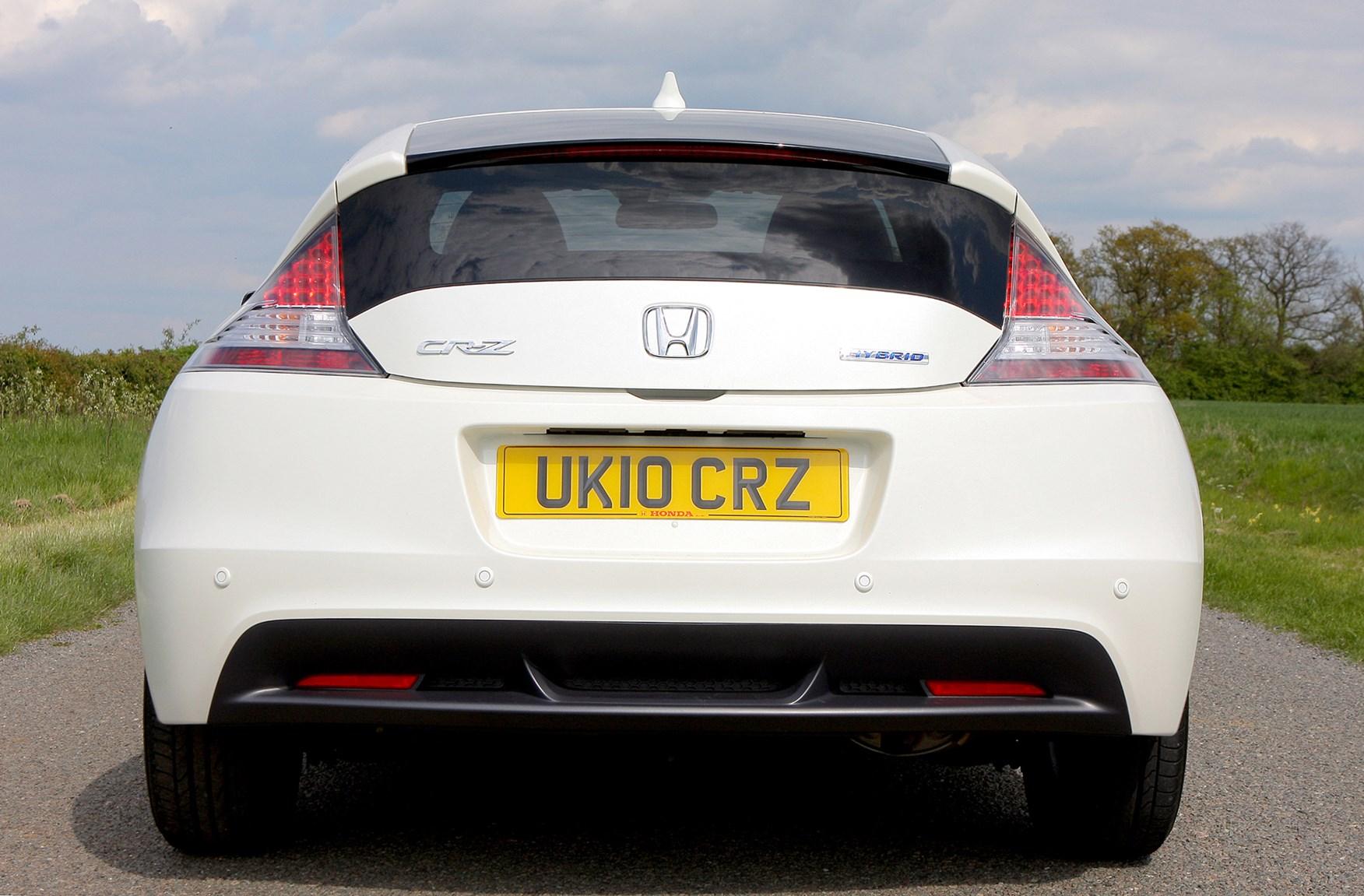 Honda CR Z Hatchback Review 2010 2013