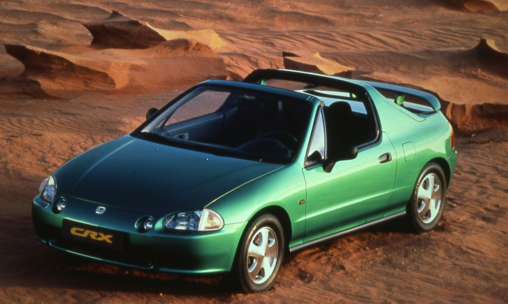 Honda CRX Convertible Review (1992 - 1997) | Parkers