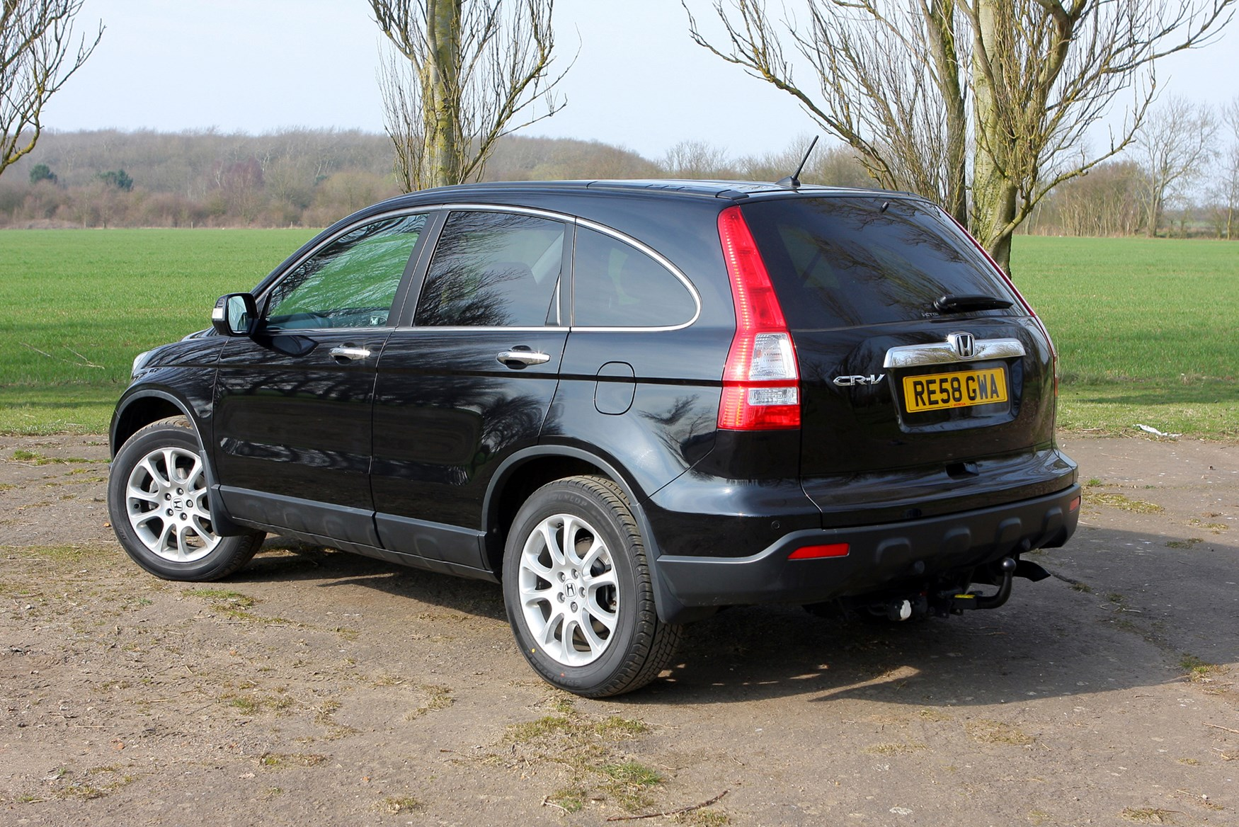 Honda CR V Estate Review (2007   2012) | Parkers