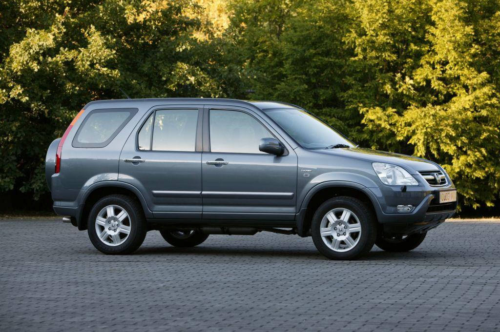 Used Honda CR-V Estate (2001 - 2006) Review | Parkers