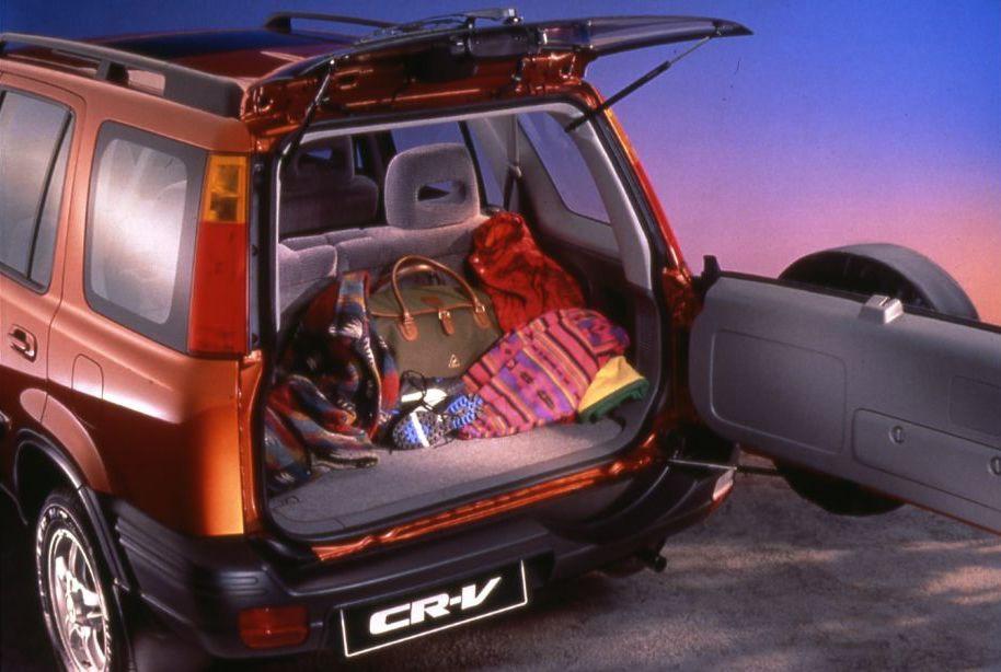 honda cr v estate review 1997 2001 parkers. Black Bedroom Furniture Sets. Home Design Ideas