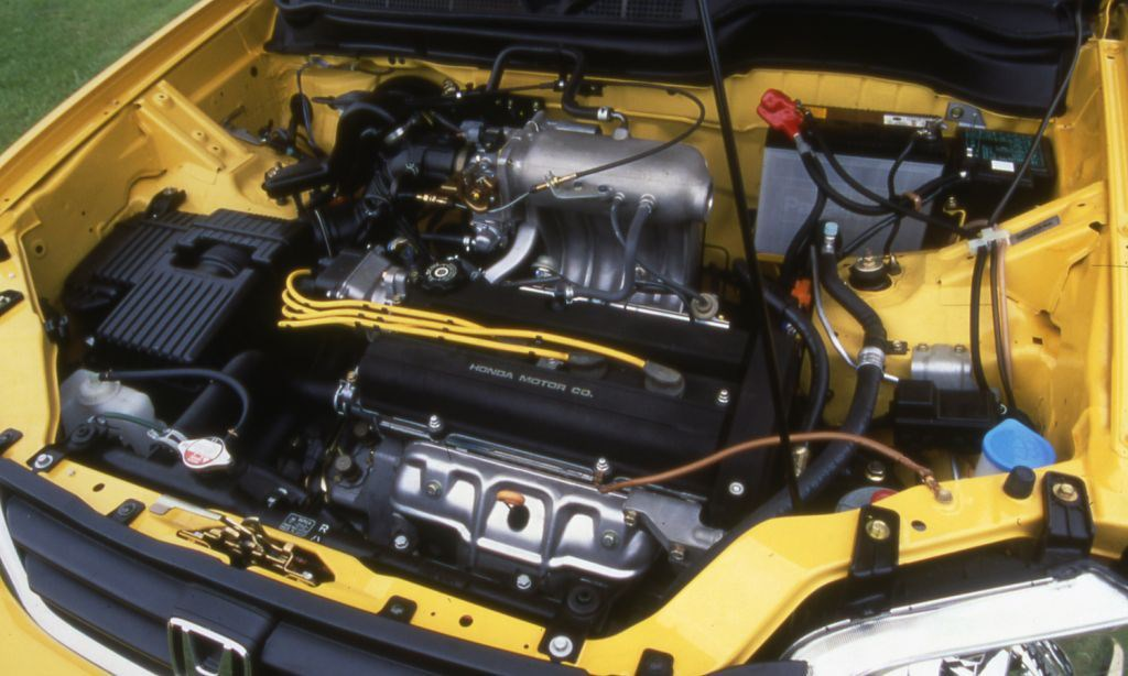 98 Honda Crv Engine Bay Problems And Solutions