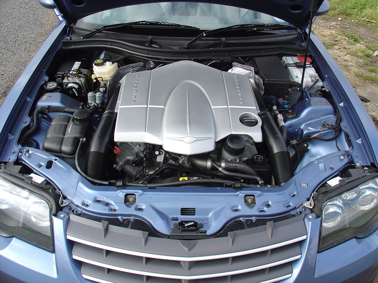 Chrysler Crossfire Roadster 2004 2008 Rivals Parkers 2005 Wiring Harness How Much Is It To Insure