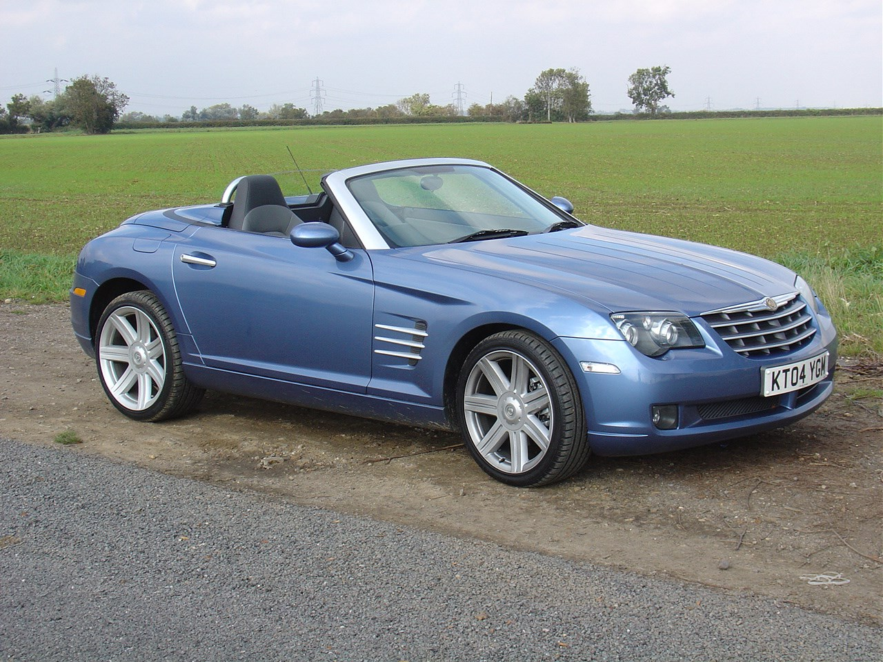 Used Chrysler Crossfire Roadster 2004 2008 Review