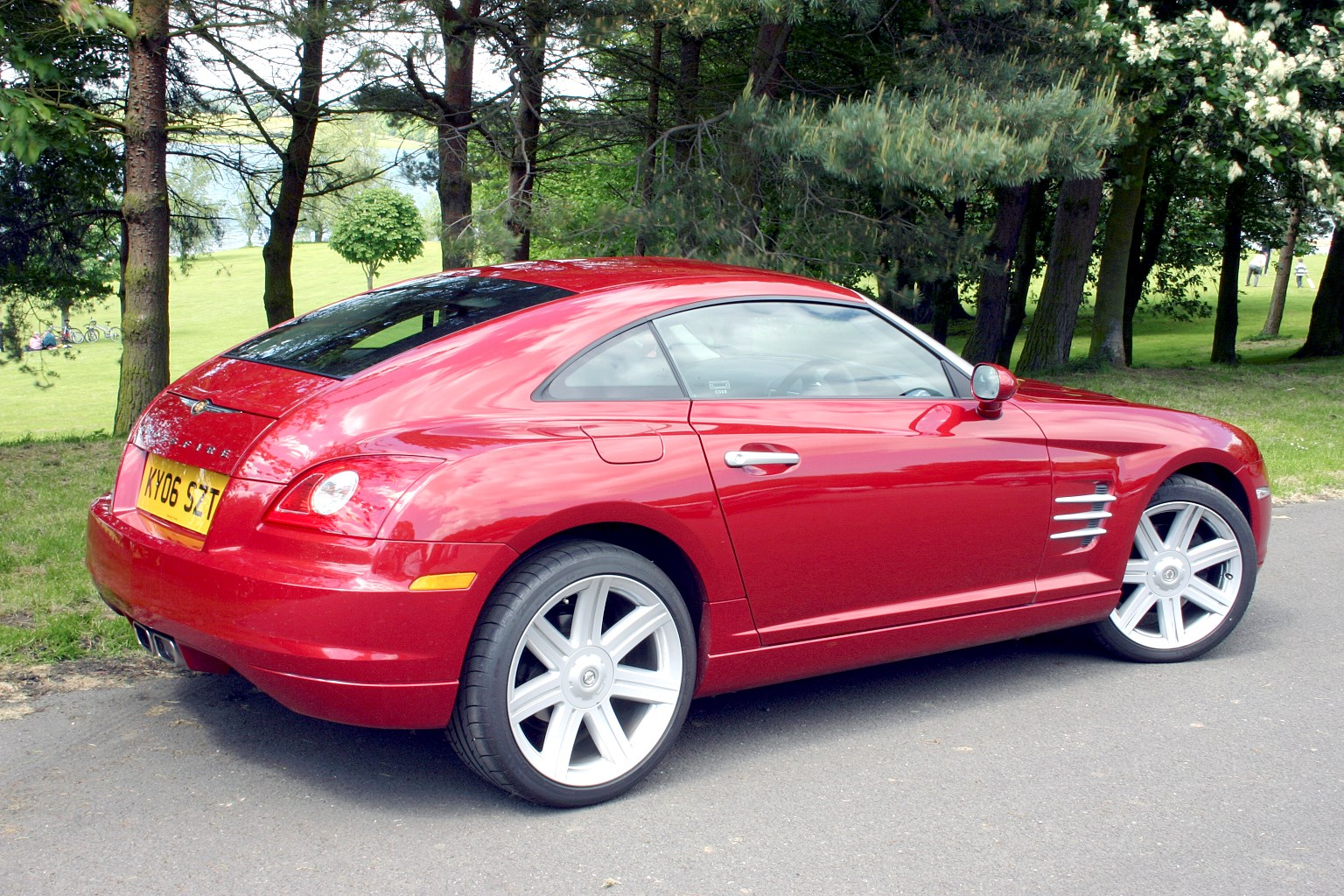 Chrysler crossfire workshop manual array 2006 chrysler crossfire owners manual by quincyplummer issuu rh induced info fandeluxe Gallery