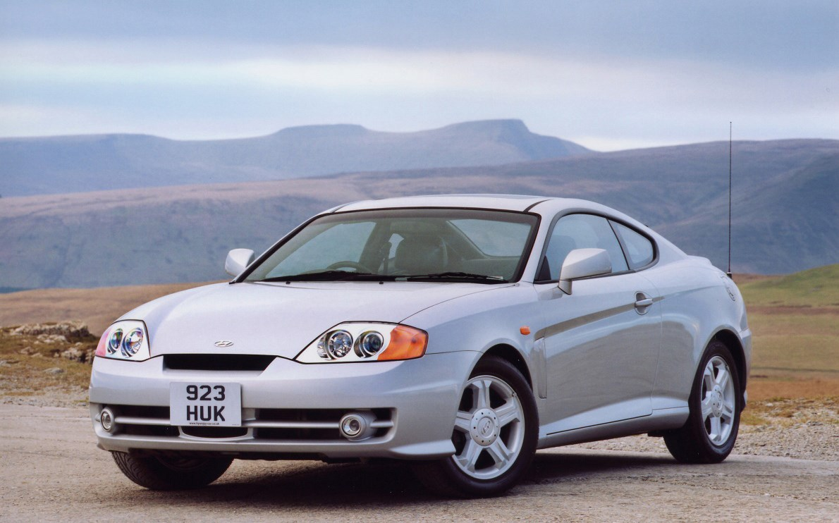 Used Hyundai Coupe Coupe (2002 - 2009) Review