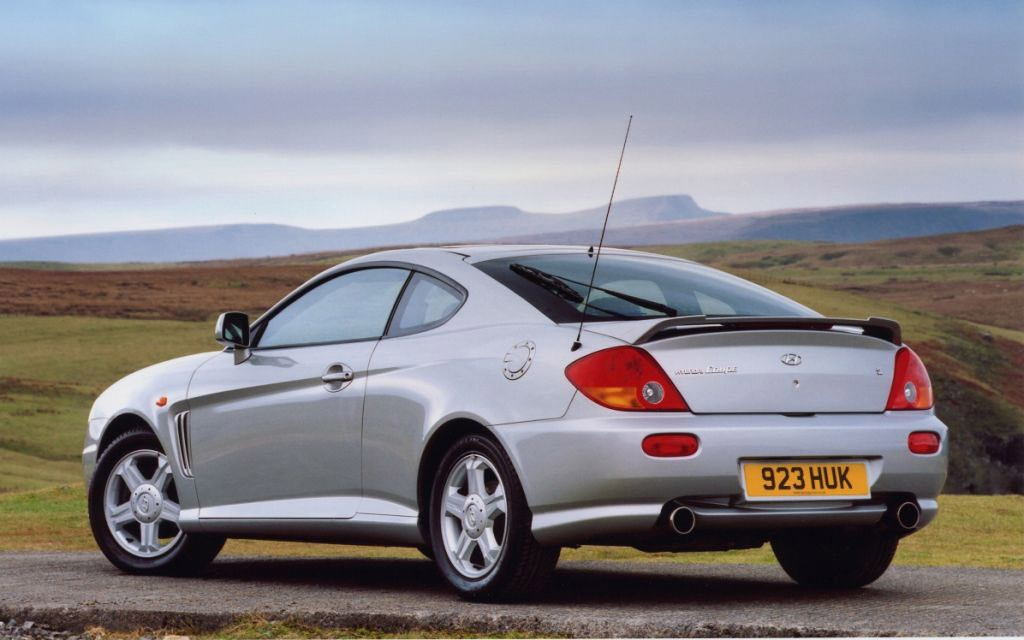 Hyundai Coup 233 Coupe Review 2002 2009 Parkers