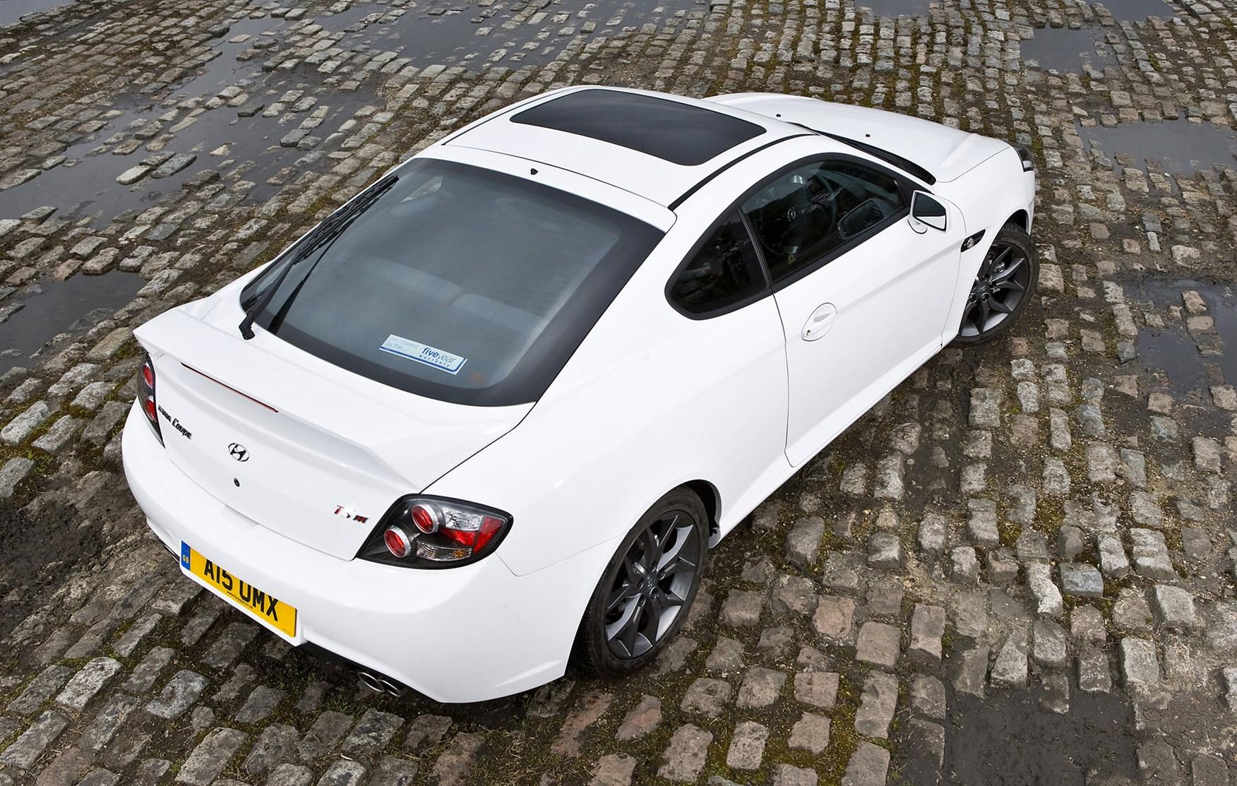hyundai coupe 1.6 2009 review