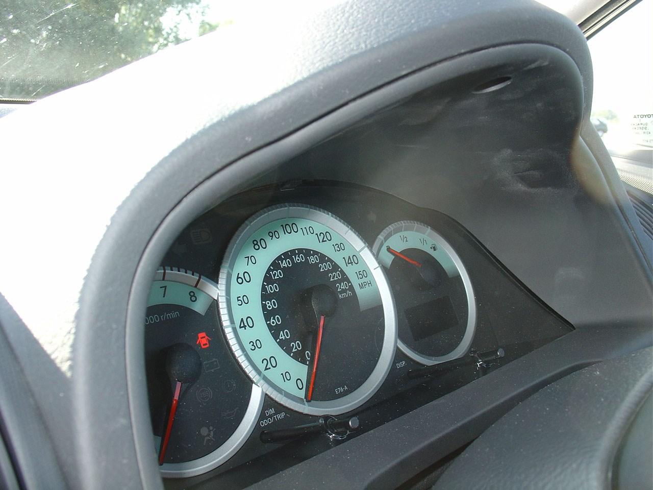 Used Toyota Corolla Verso  2004