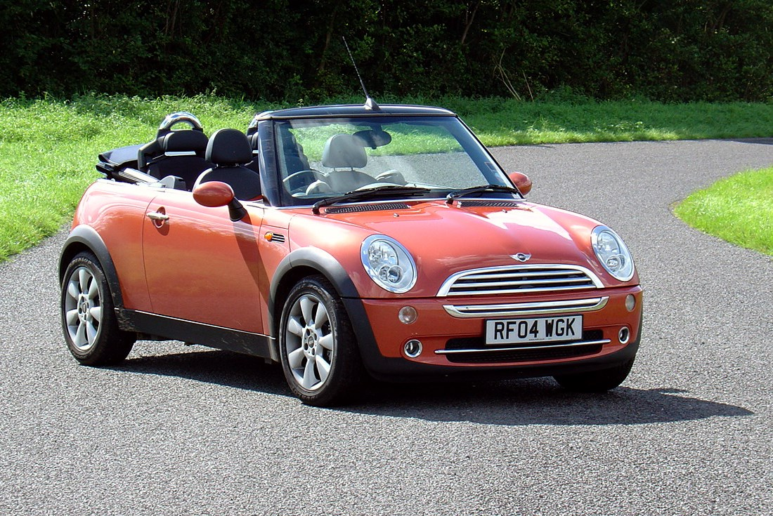 Used Mini Convertible Convertible 2004 2008 Review Parkers