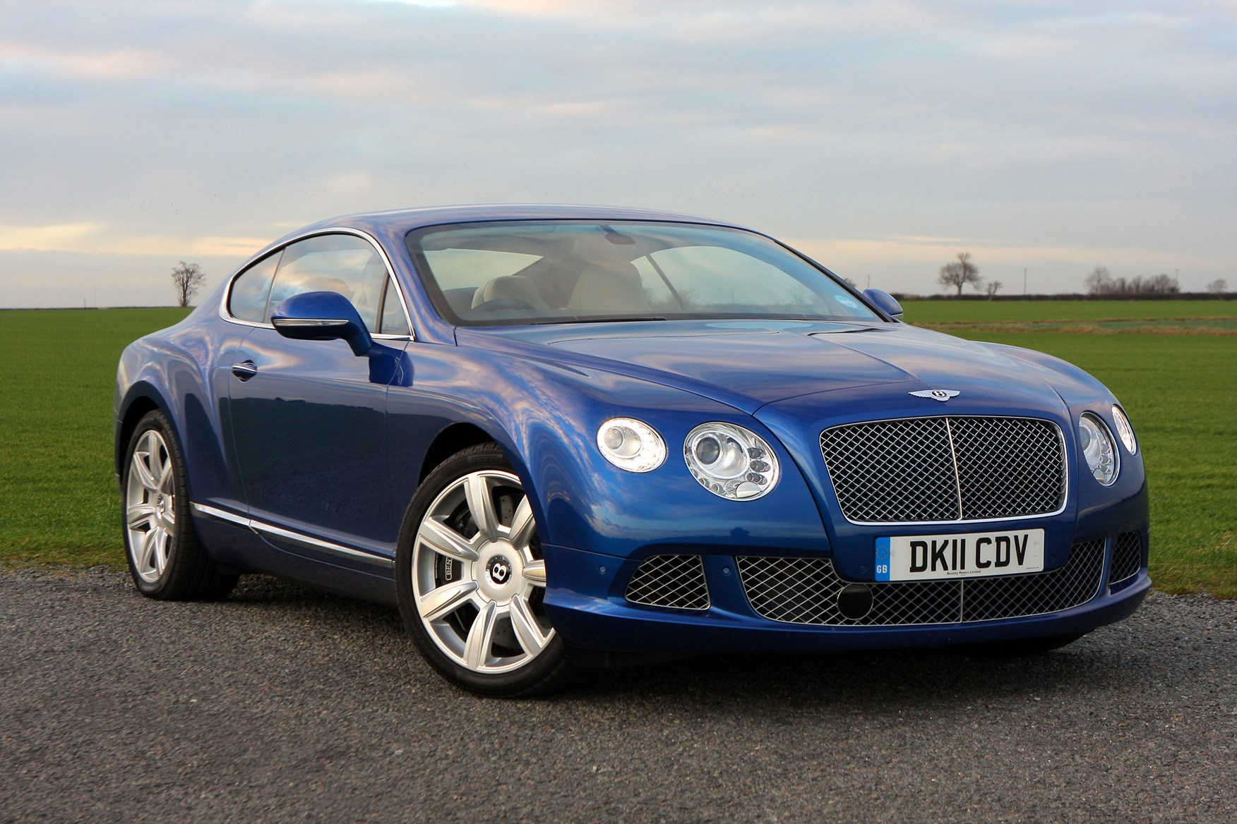bentley continental gt coupe review 2003 2011 parkers. Black Bedroom Furniture Sets. Home Design Ideas