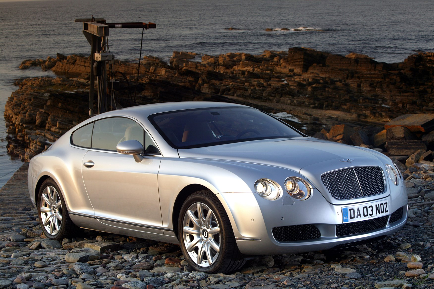 Used Bentley Continental Gt Coupe 2003 2011 Mpg Parkers