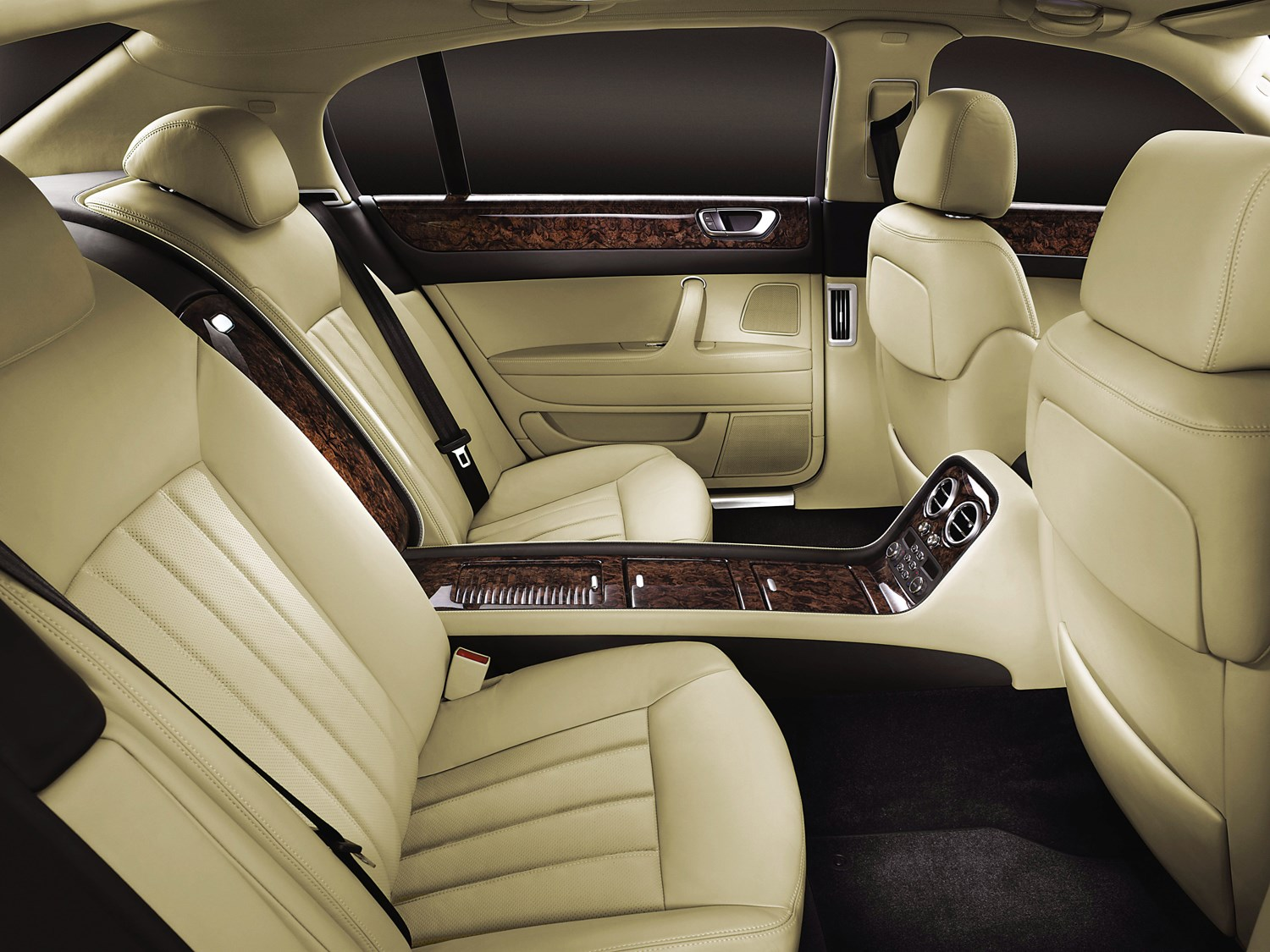 Bentley continental flying spur saloon review 2005 2012 parkers vanachro Gallery