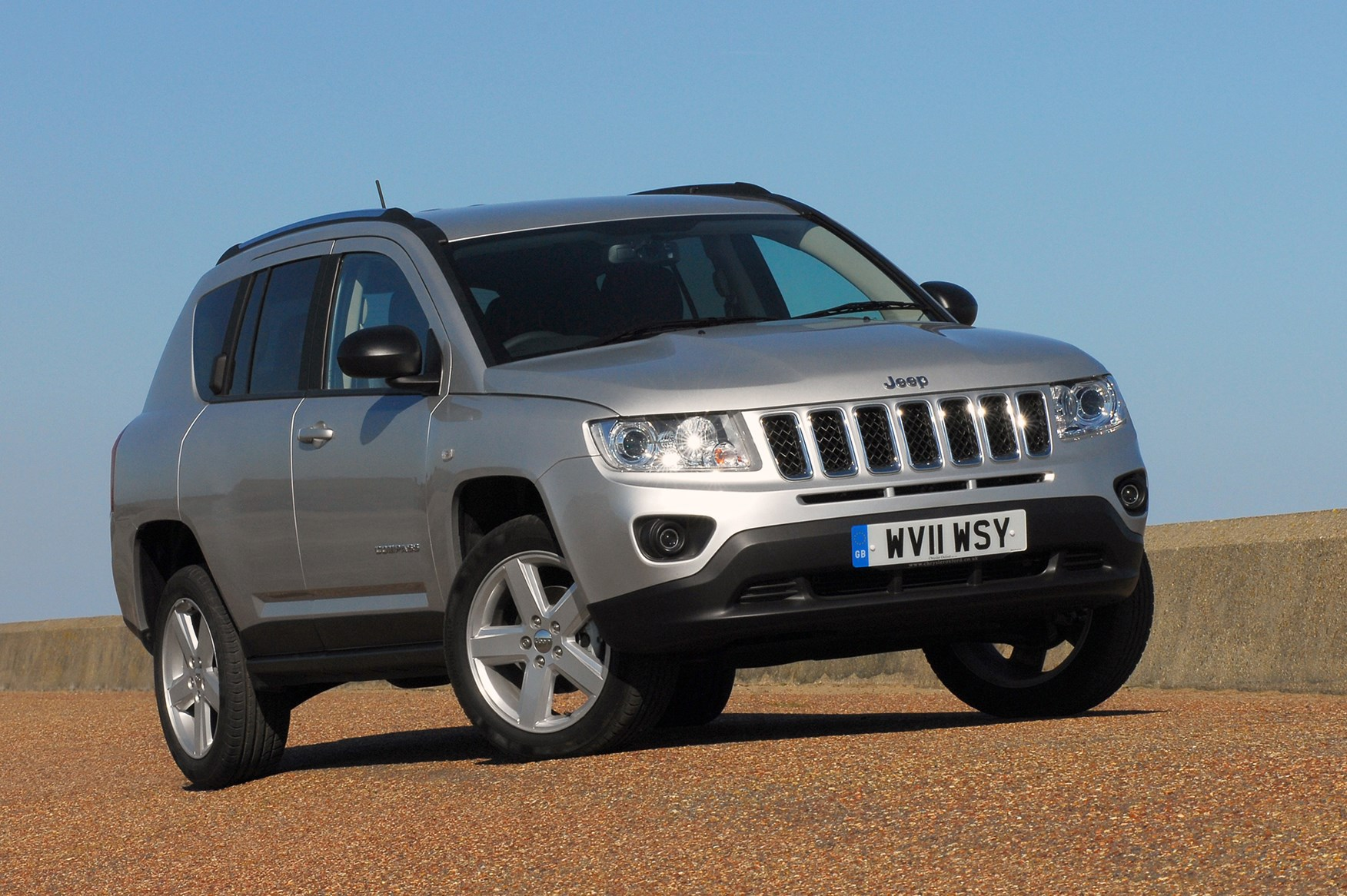 Jeep Compass Estate Review Parkers