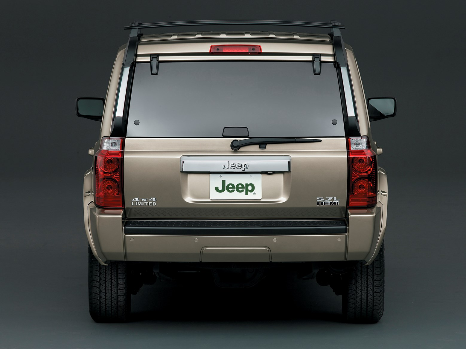 Lovely Jeep Commander Station Wagon Review (2006   2009) | Parkers