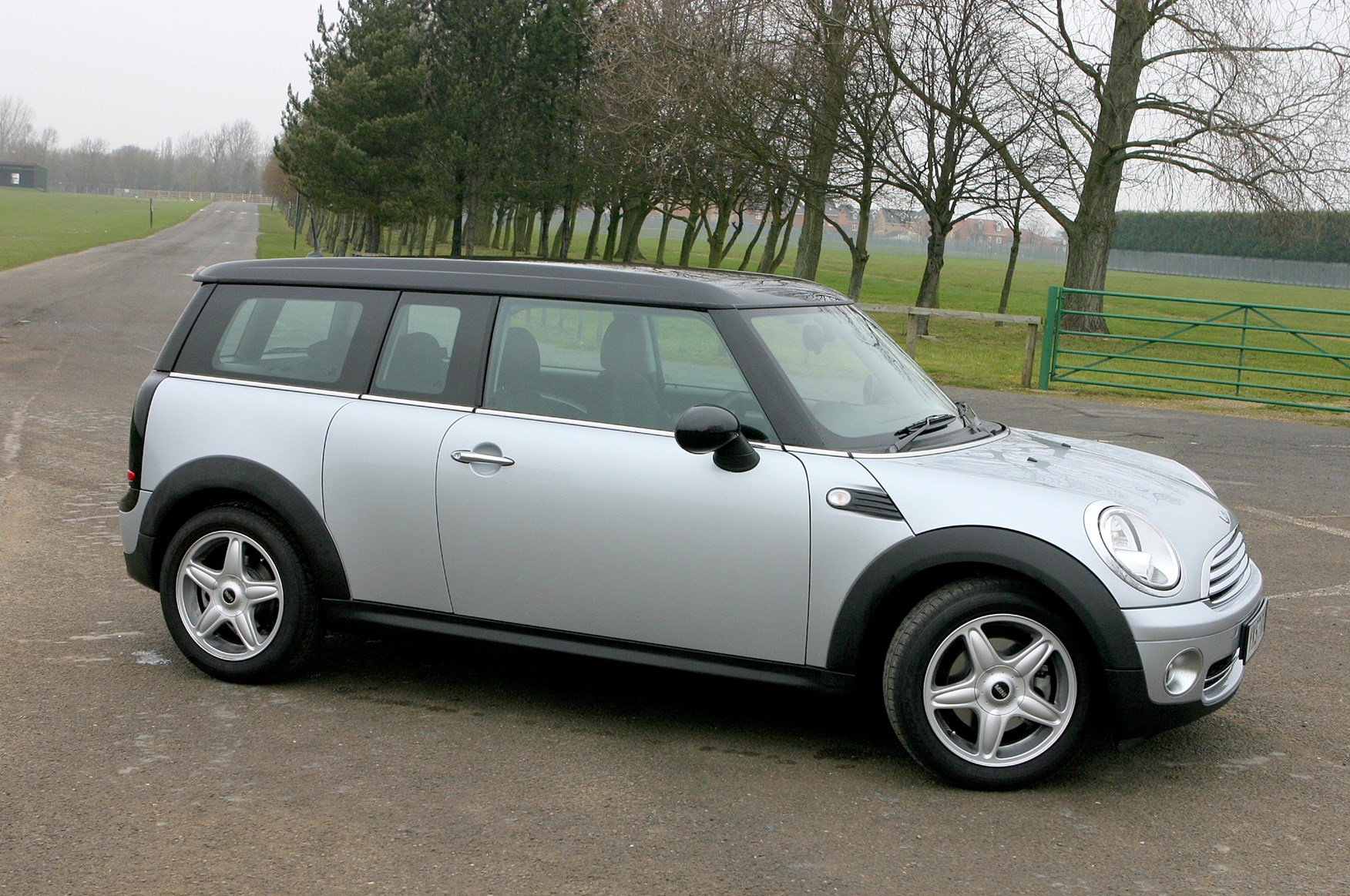 Used Mini Clubman Estate 2007 2014 Review Parkers