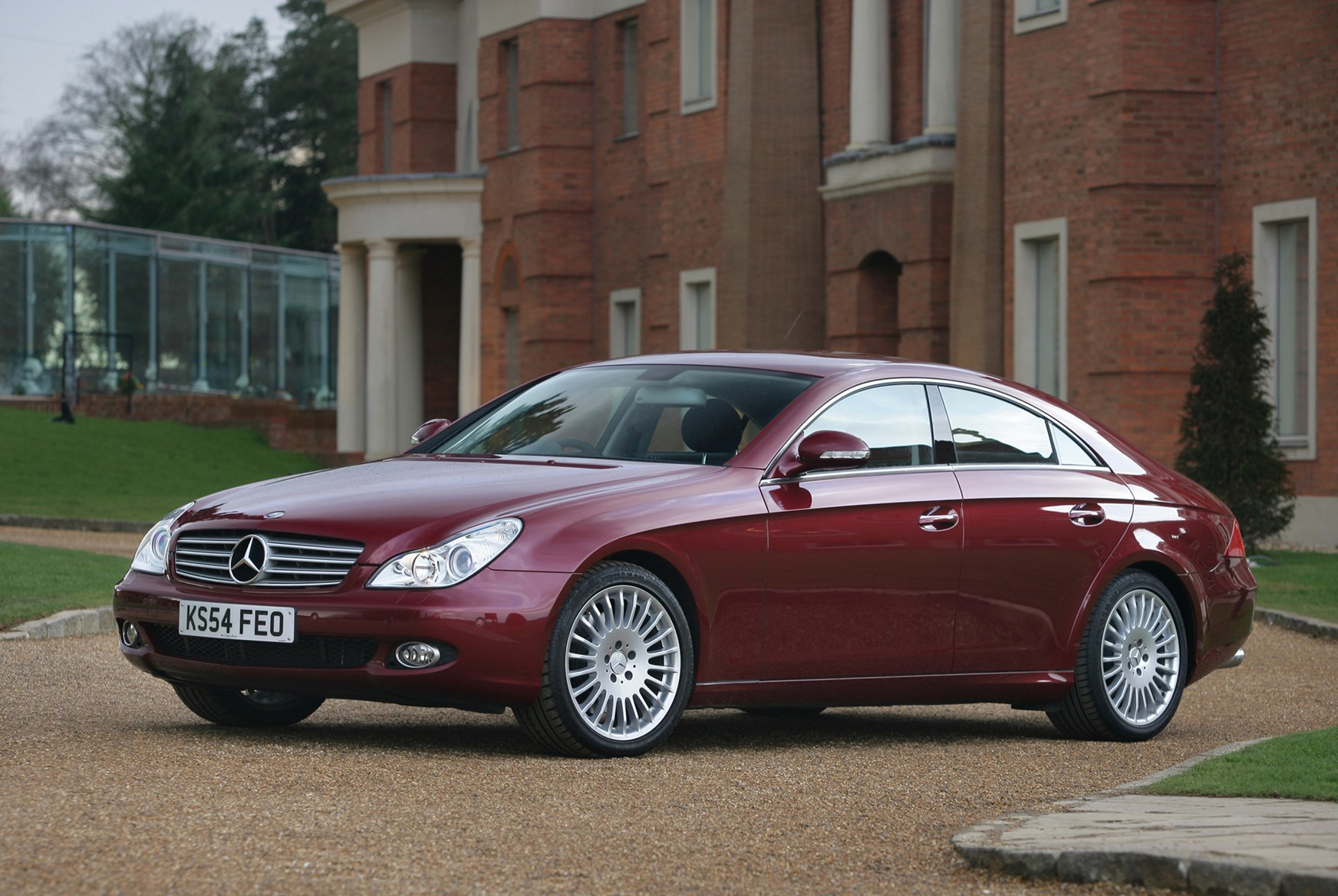 Mercedes Benz CLS Coupe Review 2005 2010