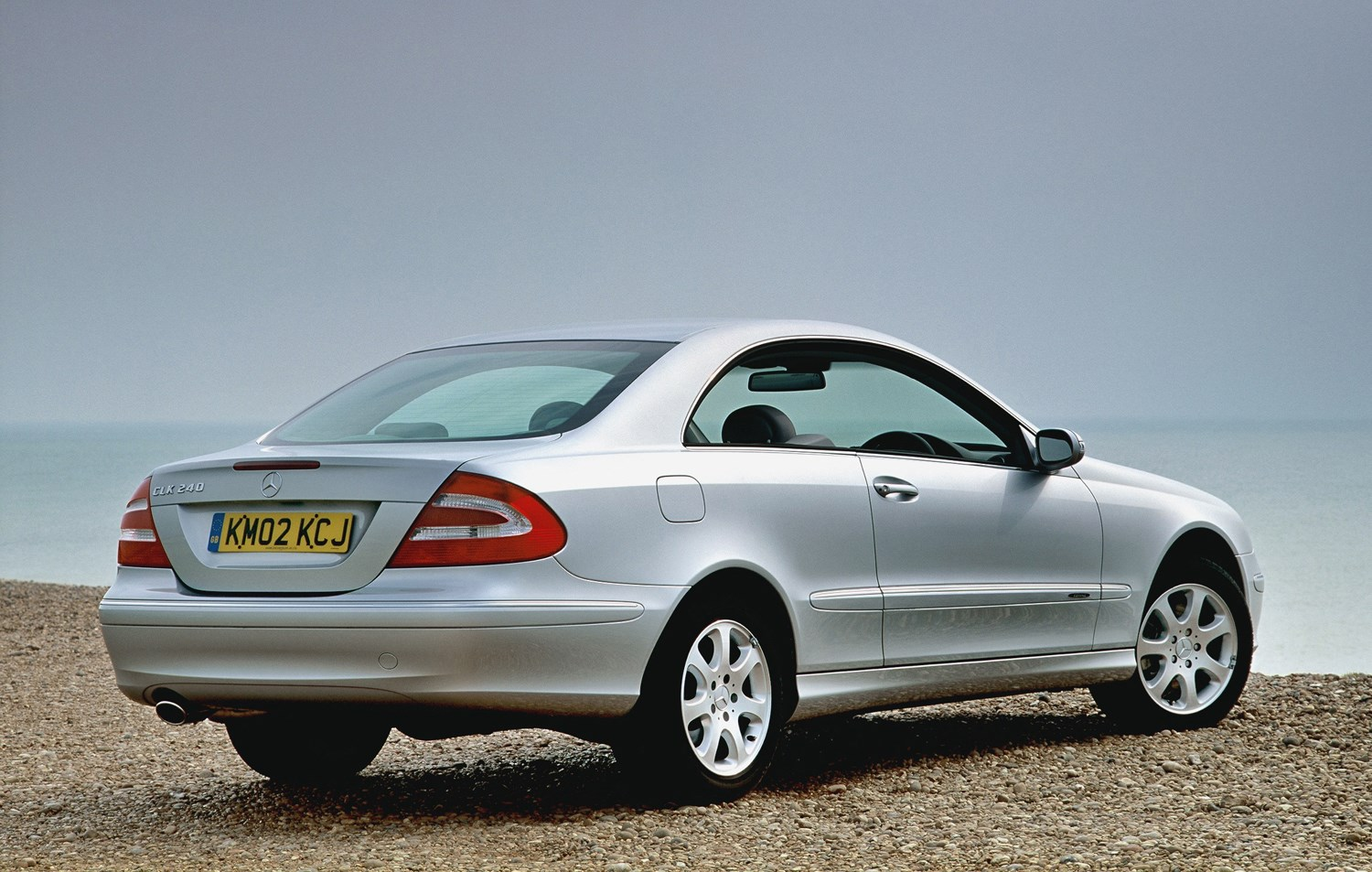 Mb on Clk Hatchback