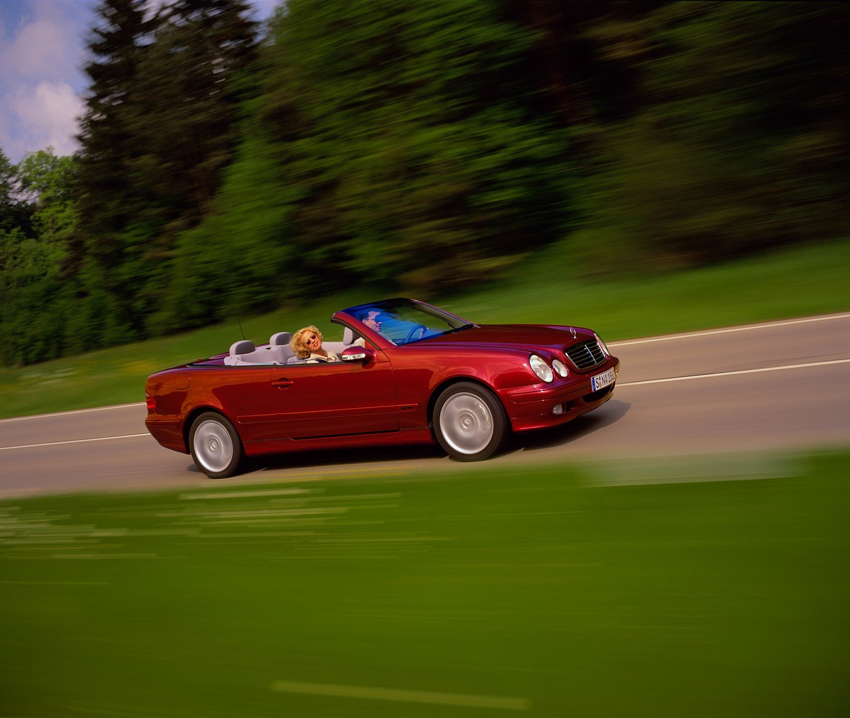 1992 Mercedes Benz 400 Se Suspension: Mercedes-Benz CLK Cabriolet Review (1998 - 2003)