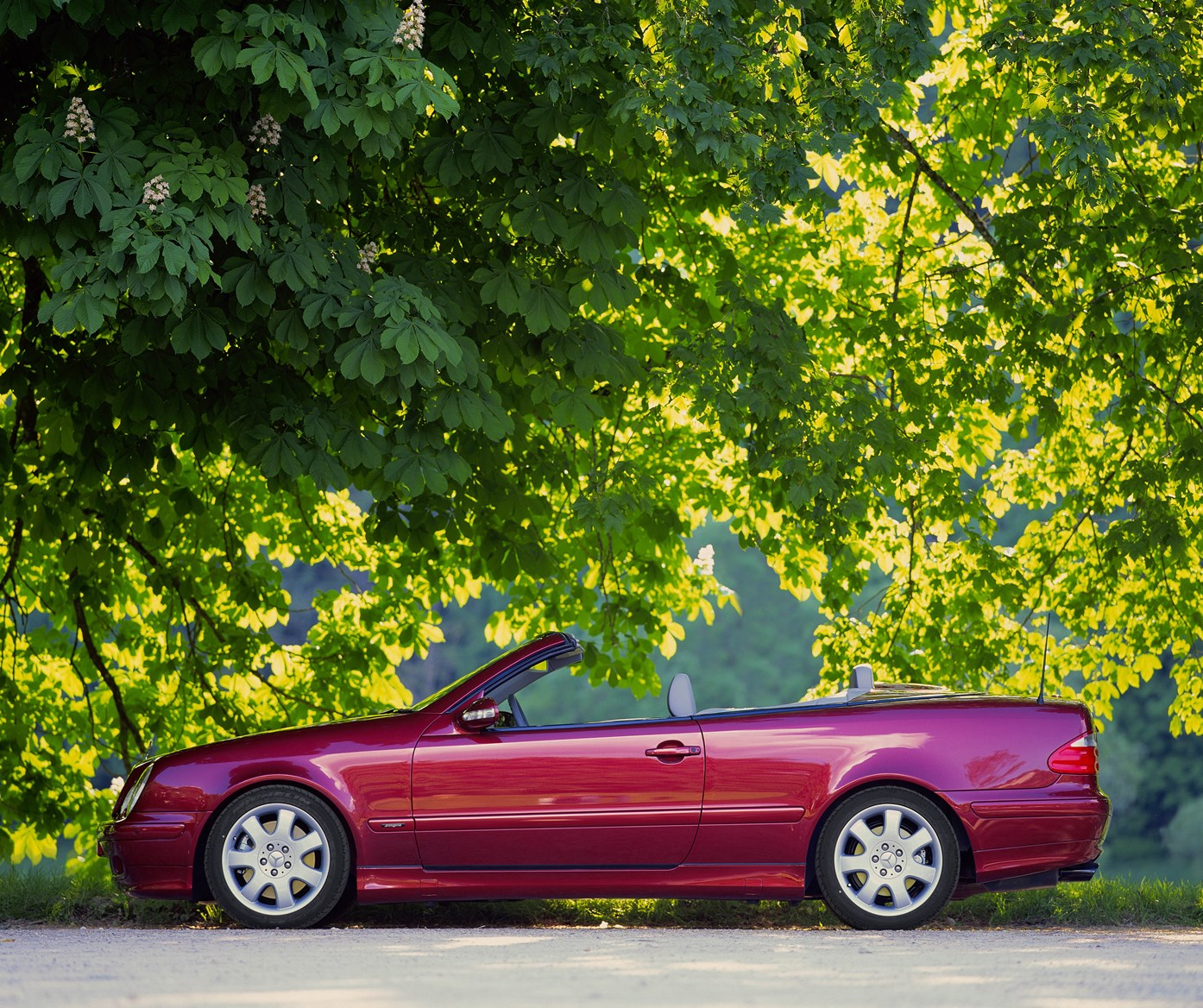 Used Mercedes-Benz CLK Cabriolet (1998