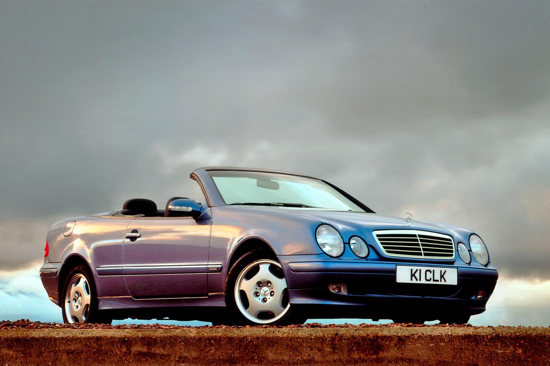 Mercedes-Benz CLK Cabriolet Review (1998 - 2003) | Parkers
