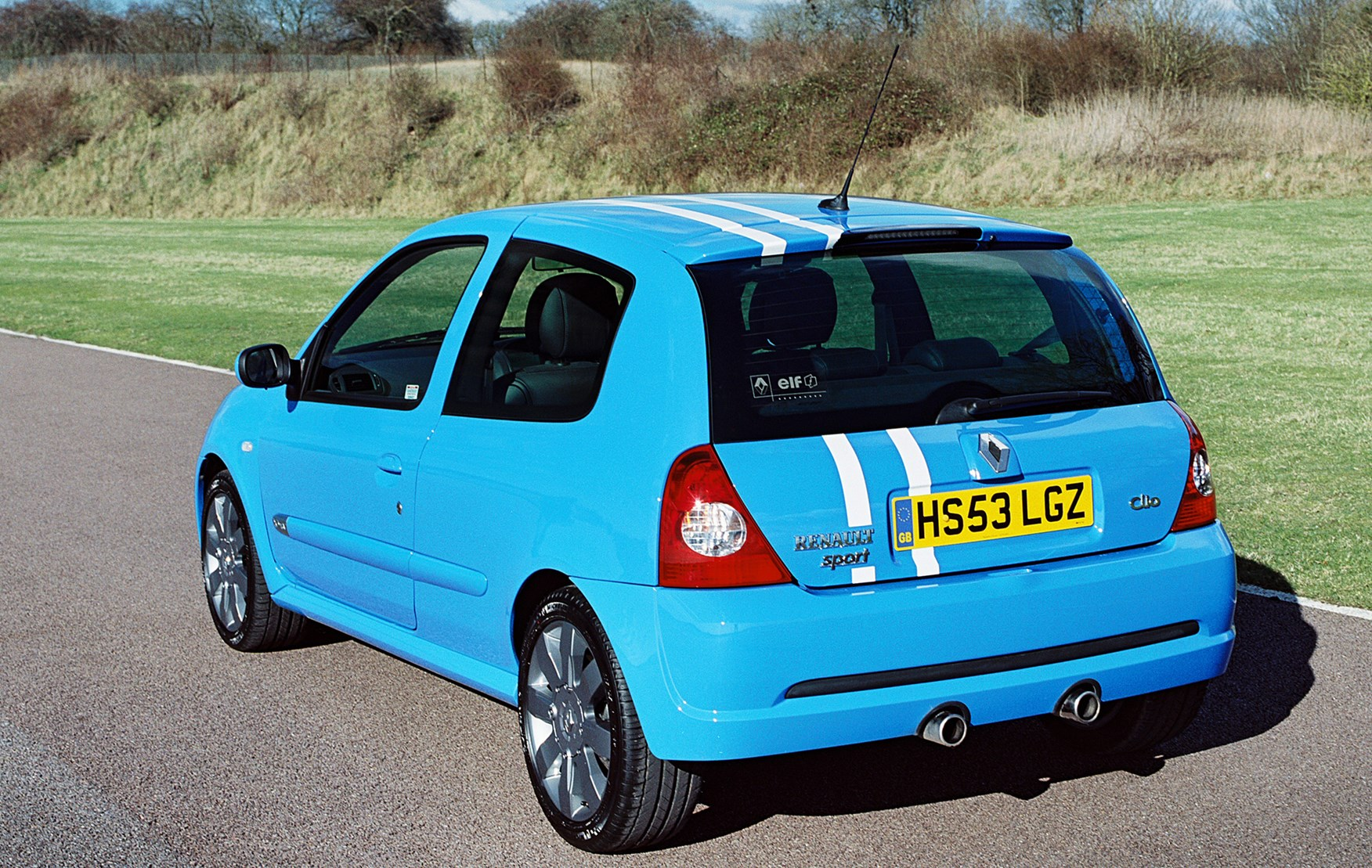 renault clio renaultsport 2001 2005 running costs parkers. Black Bedroom Furniture Sets. Home Design Ideas