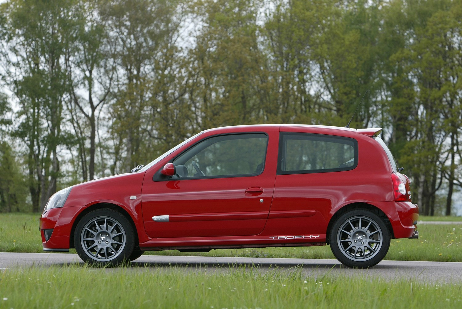 Used Renault Clio Renaultsport 2001 2005 Review Parkers
