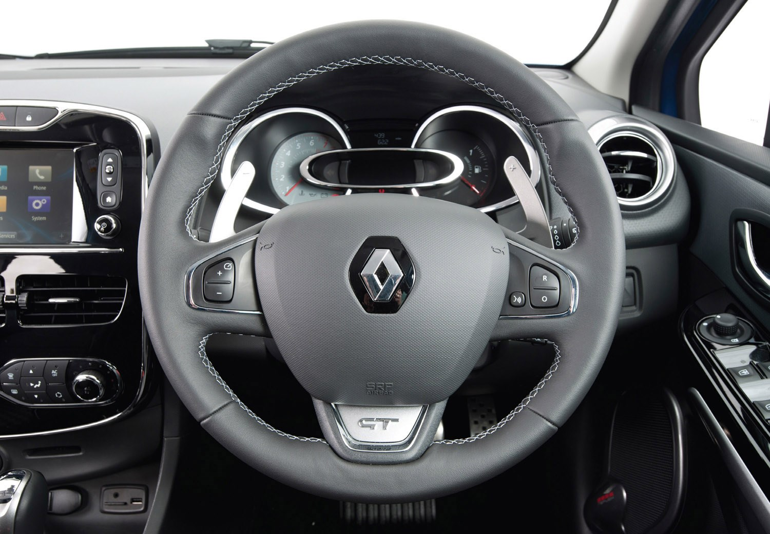 Renault Clio Review Features Practicality And Safety Parkers Skoda Fabia Estate Fuse Box Layout