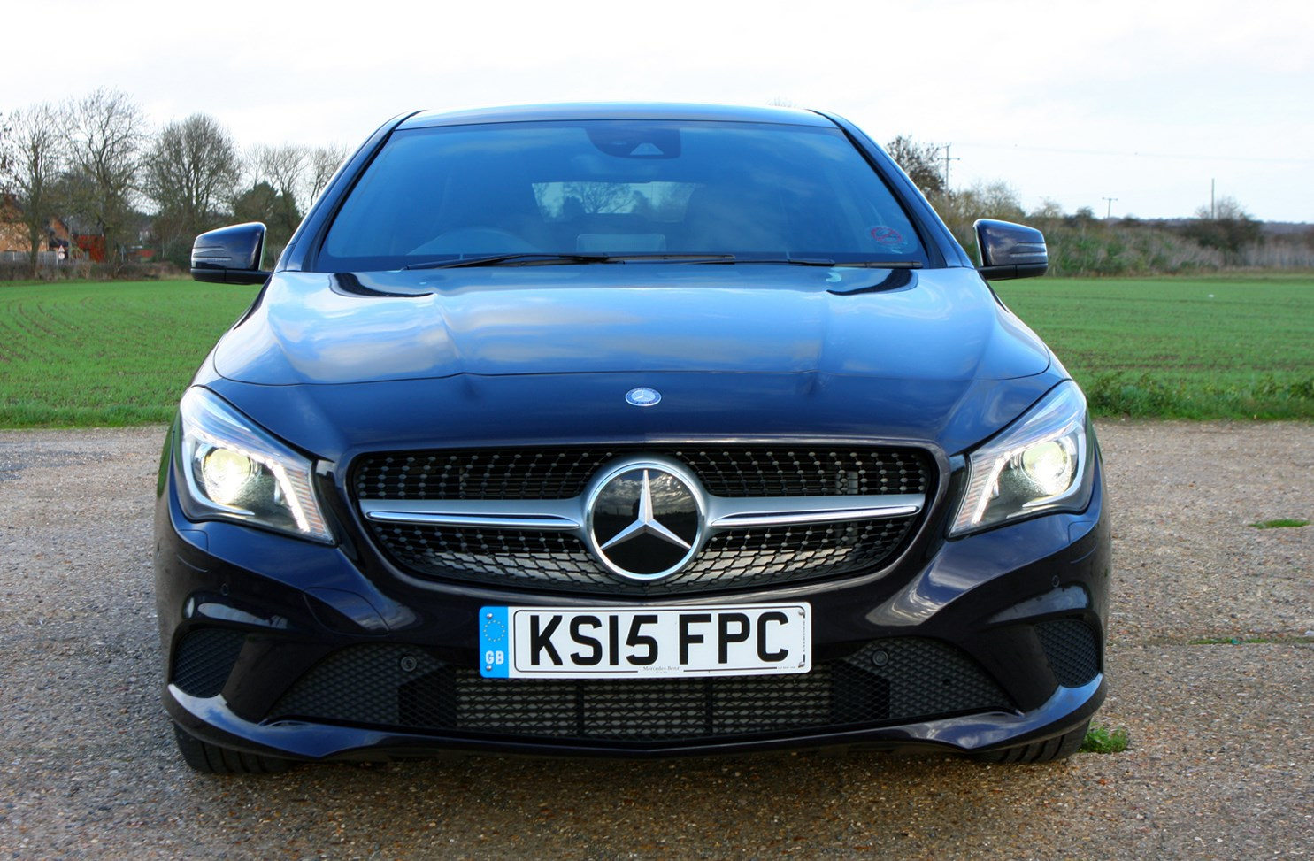 Mercedes benz cla class shooting brake review 2015 for Mercedes benz cla for sale uk