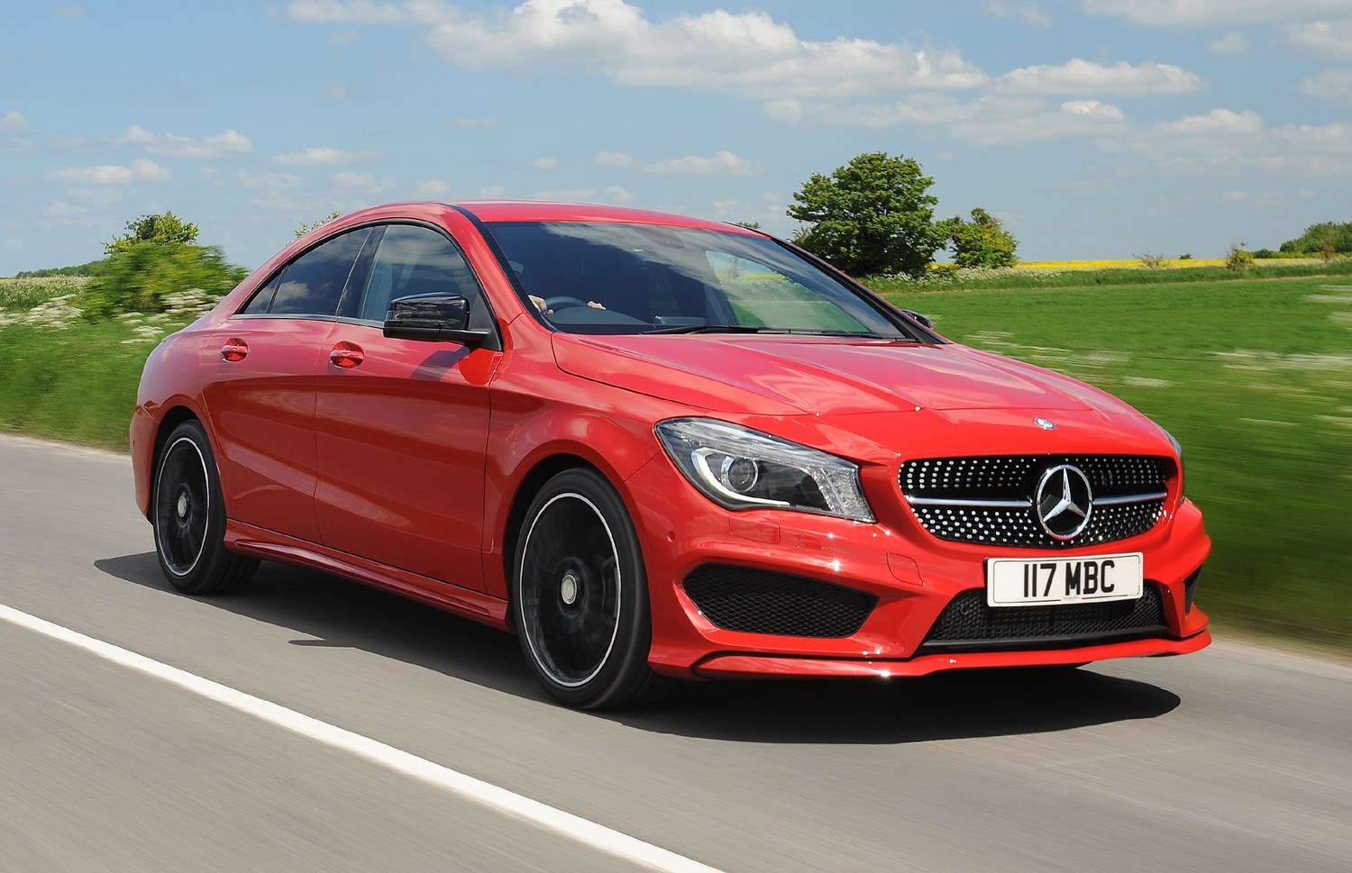 Mercedes-Benz CLA-Class Coupe (2013 - ) Features, Equipment and Accessories | Parkers