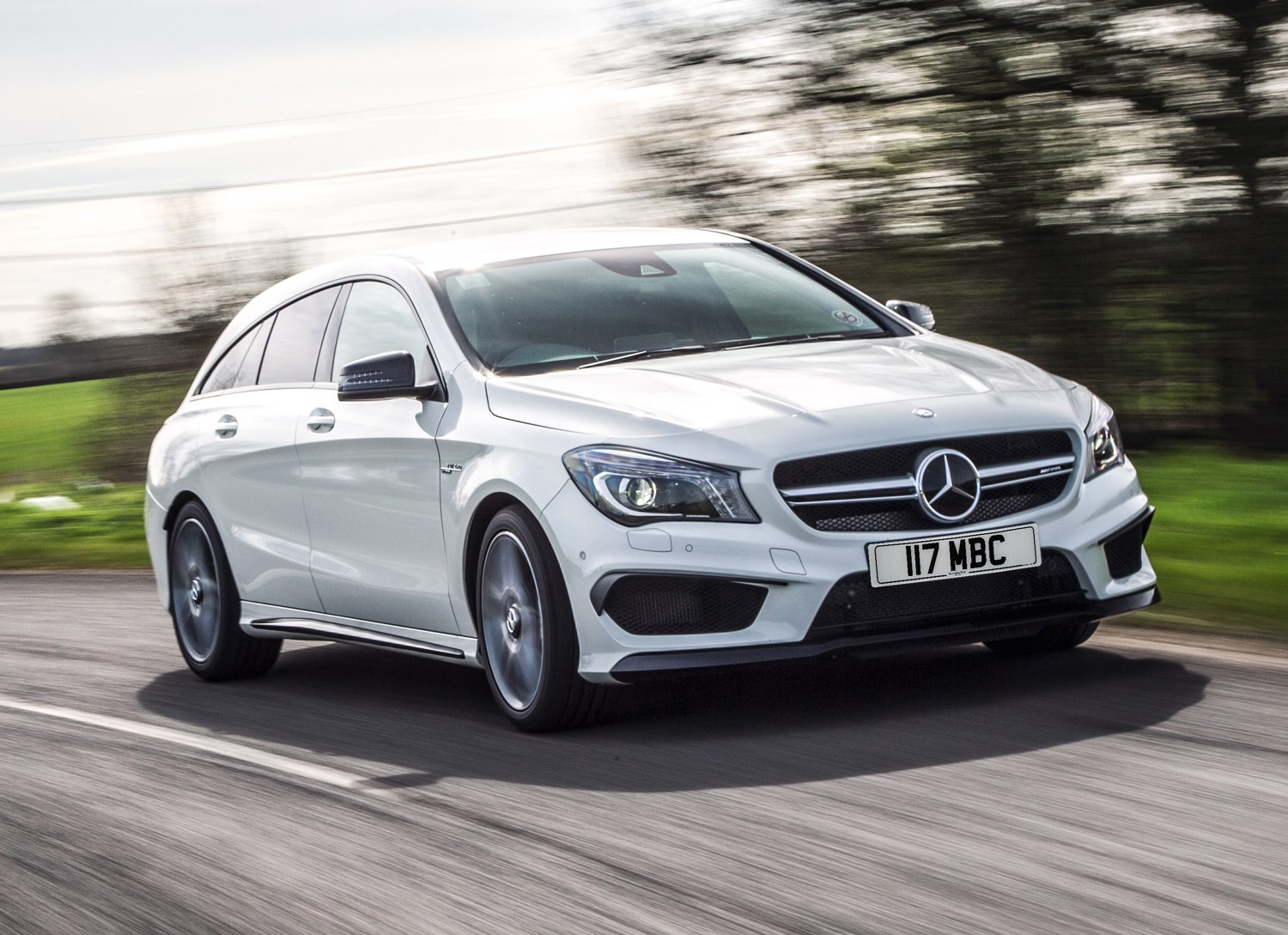 Mercedes benz cla class amg review 2013 2016 parkers for How much is a mercedes benz amg