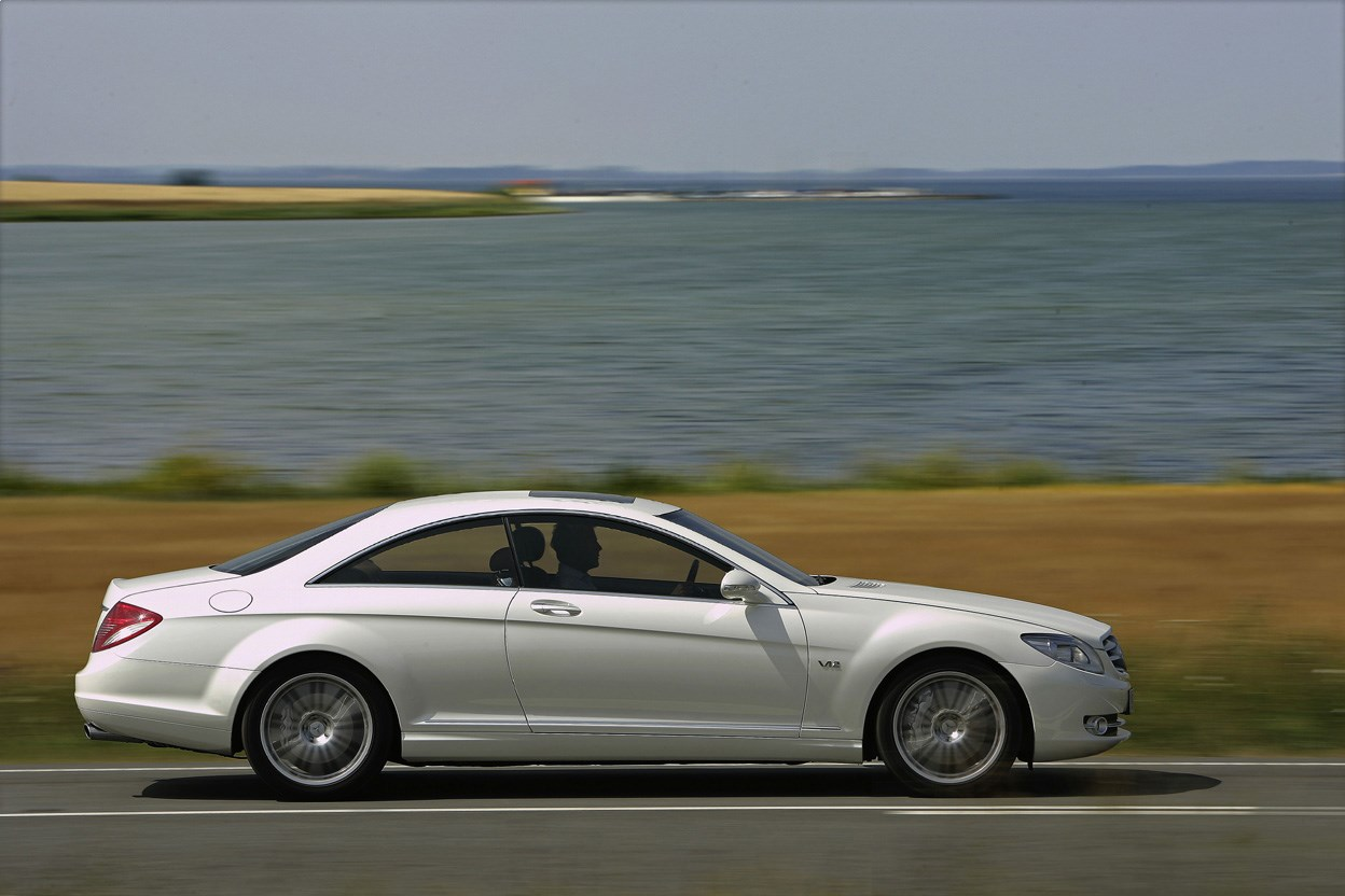 Mercedes benz cl coupe review 2007 2014 parkers for How much is mercedes benz