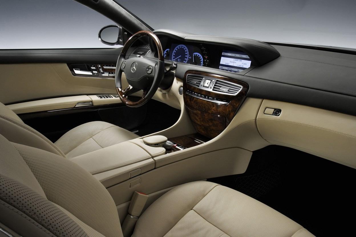 Mercedes cl500 2007