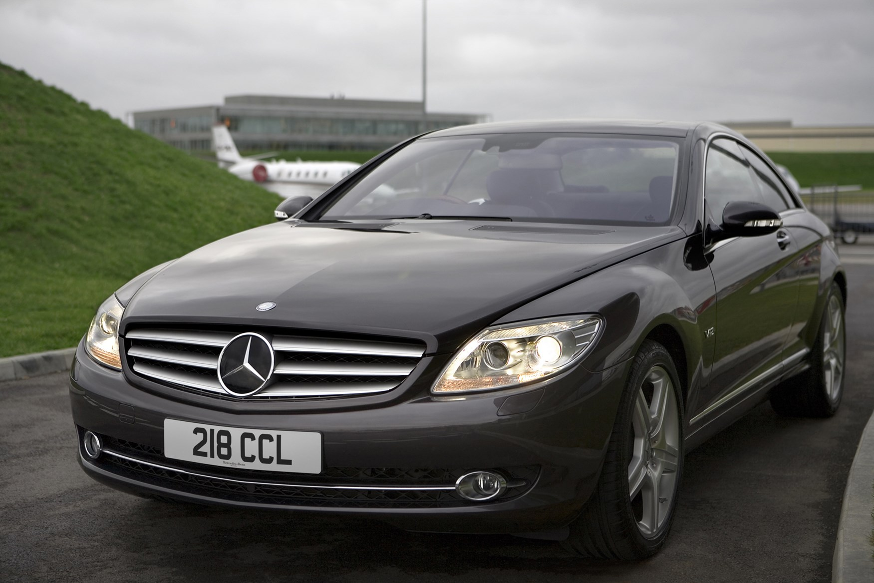 Mercedes benz cl coupe review 2007 2014 parkers for Mercedes benz cl500 review