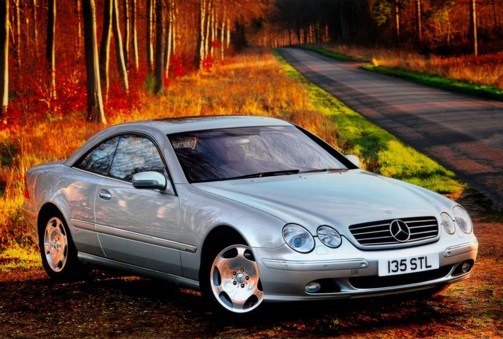 Mercedes benz cl coupe review 2000 2005 parkers for How much is mercedes benz