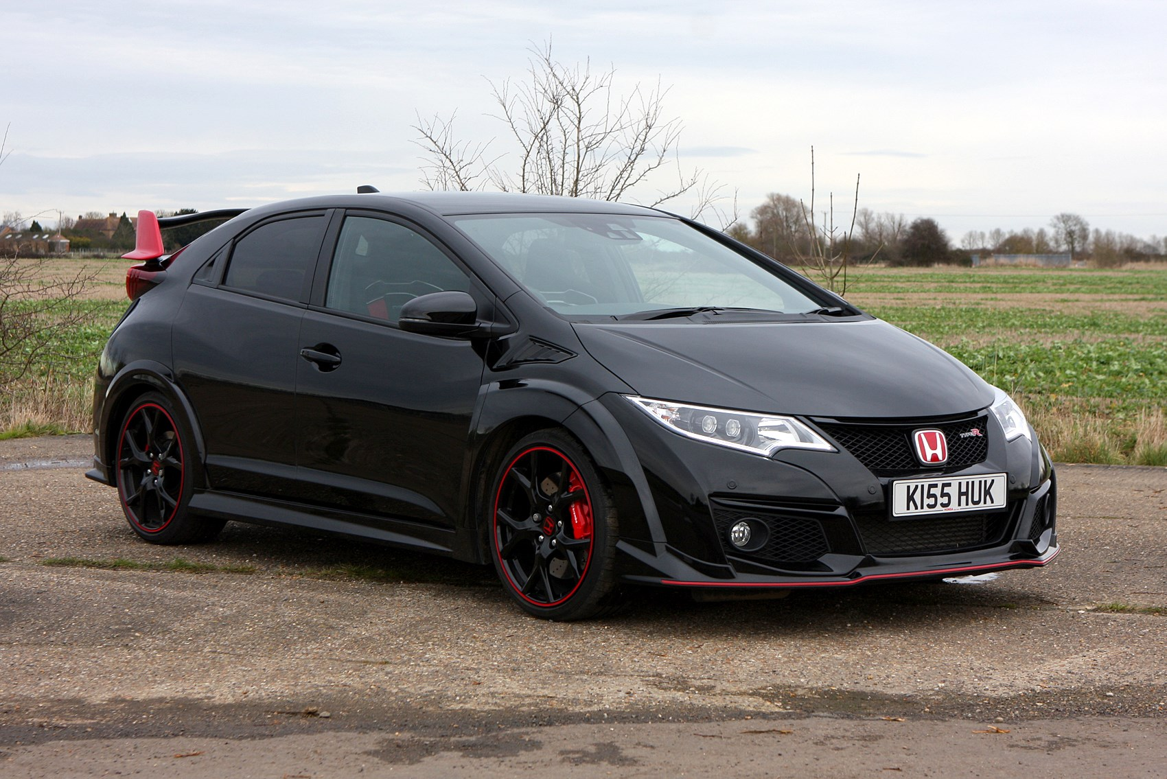 honda civic type r review 2015 2017 parkers. Black Bedroom Furniture Sets. Home Design Ideas
