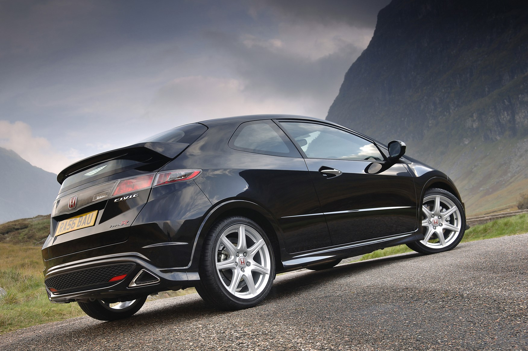 Honda Civic Type R Review (2007   2010) | Parkers