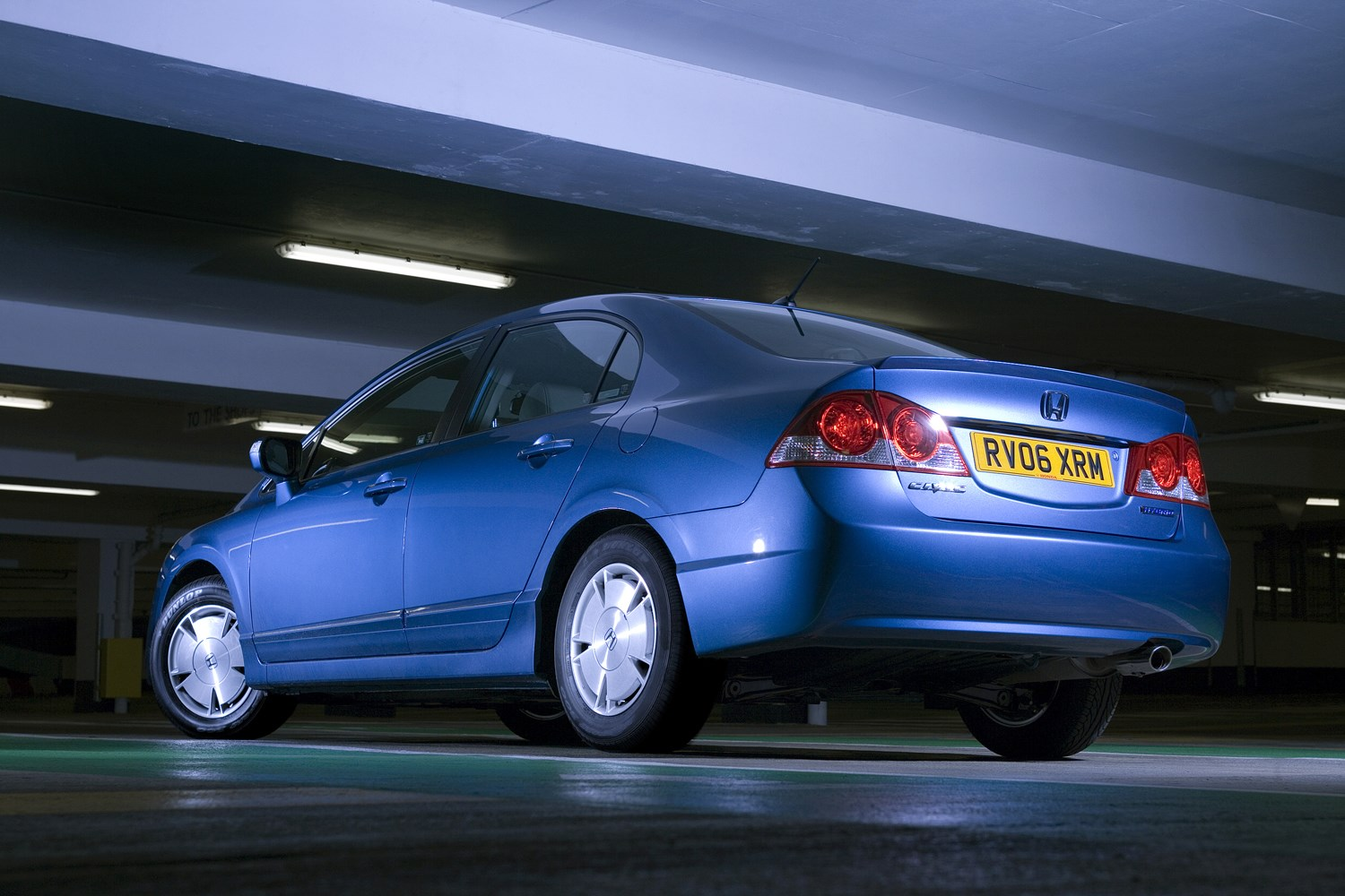 Honda Civic Hybrid Saloon Review (2006   2010) | Parkers