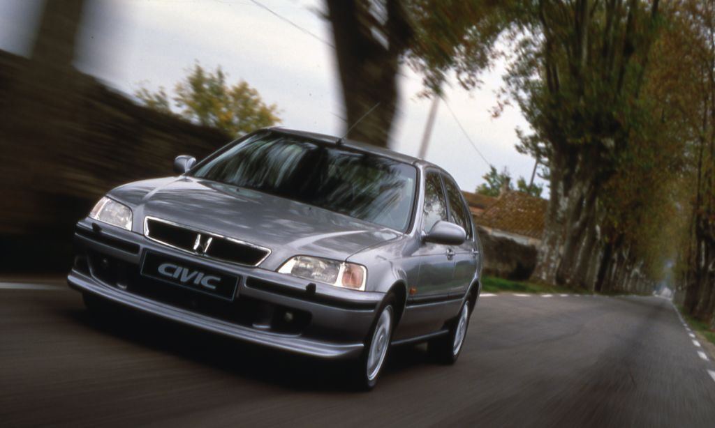 Honda Civic Si Used >> Used Honda Civic Hatchback (1995 - 2001) Review | Parkers