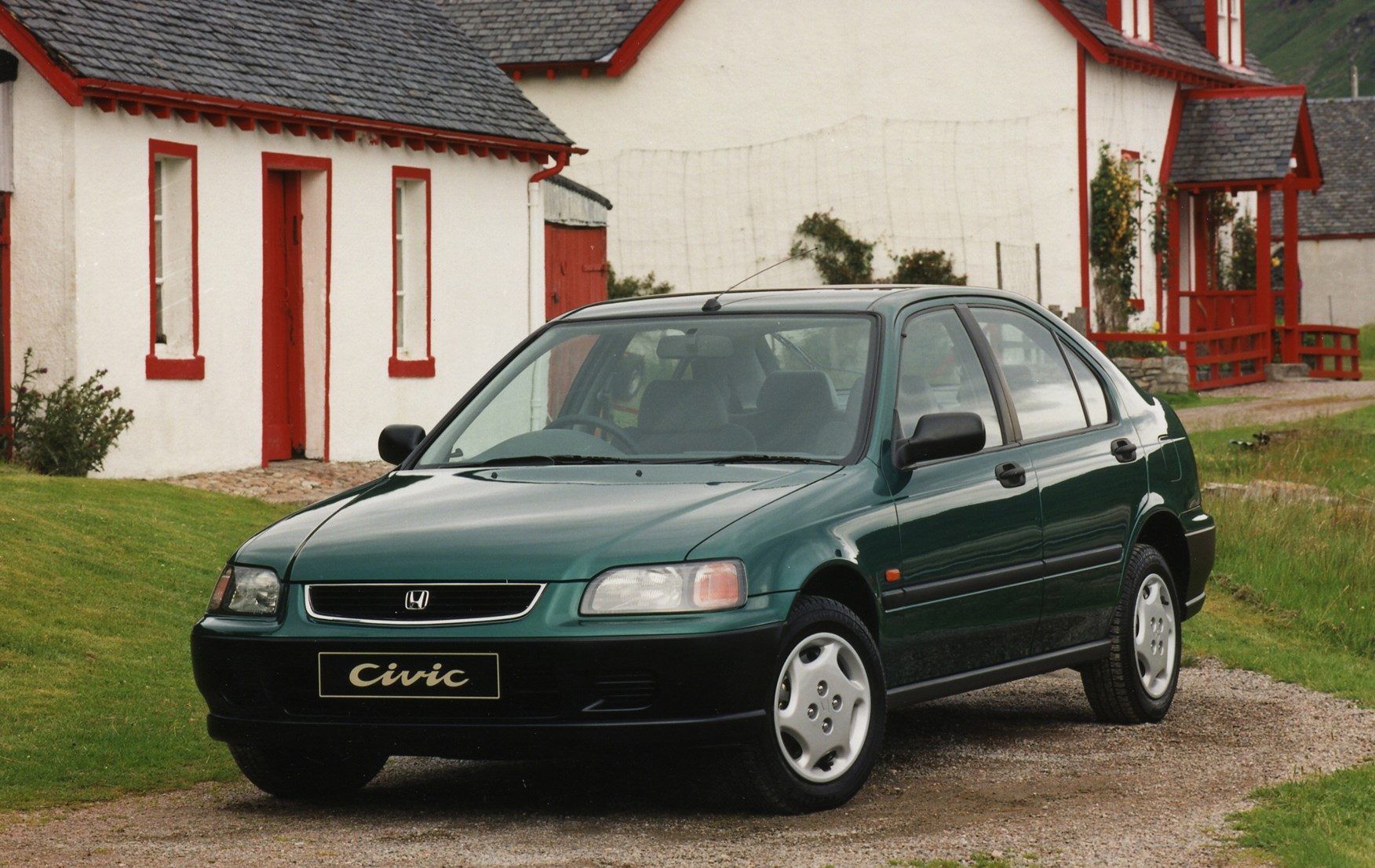 Honda Civic Hatchback Review (1995   2001) | Parkers