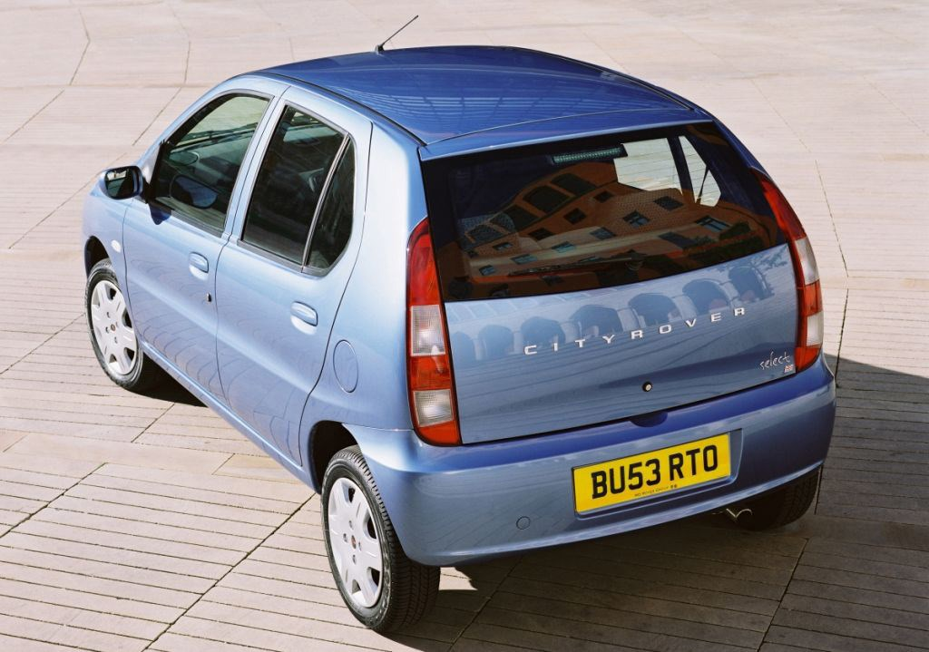 Rover Cityrover Hatchback Review 2003 2005 Parkers